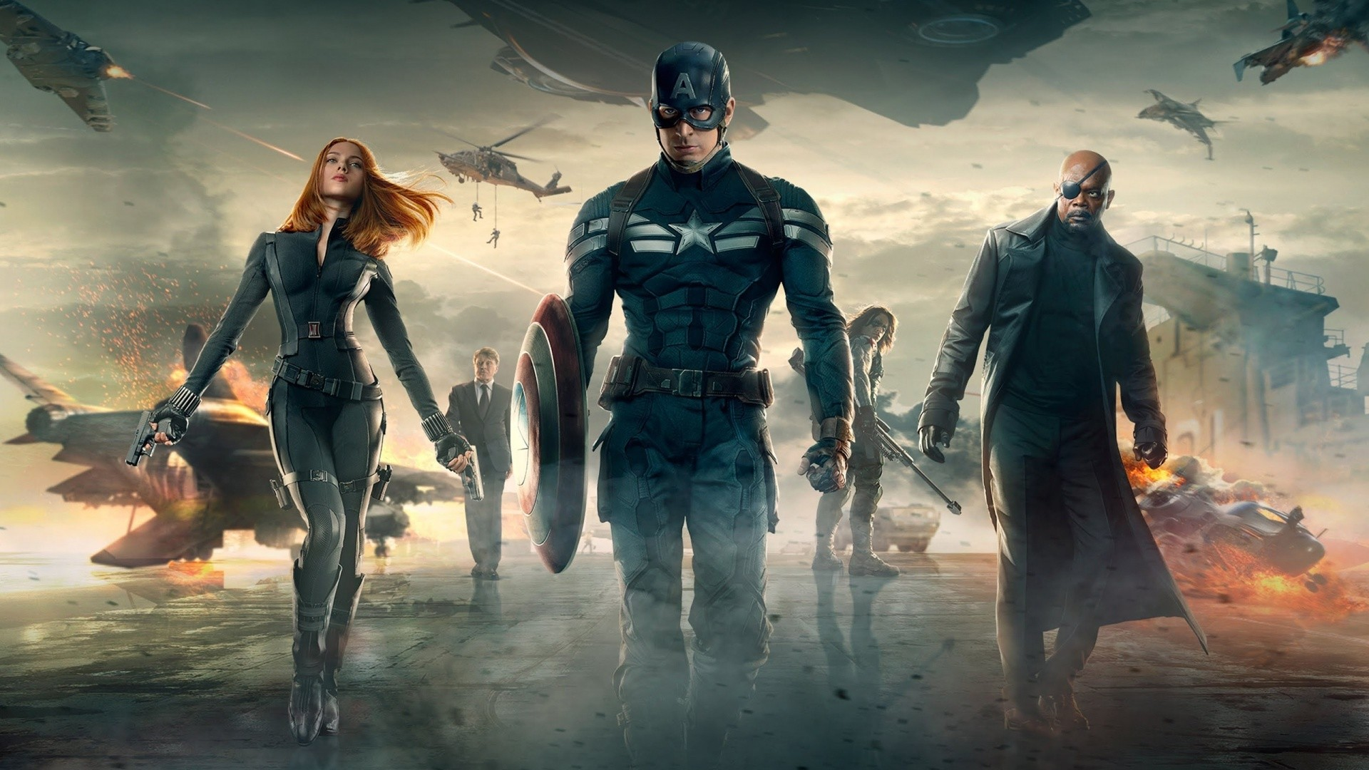 1920x1080 ... Captain America HD Wallpaper For Your Desktop