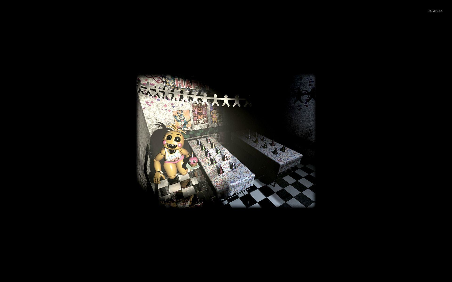 1920x1200 Five Nights at Freddy's wallpaper - Game wallpapers - #35600