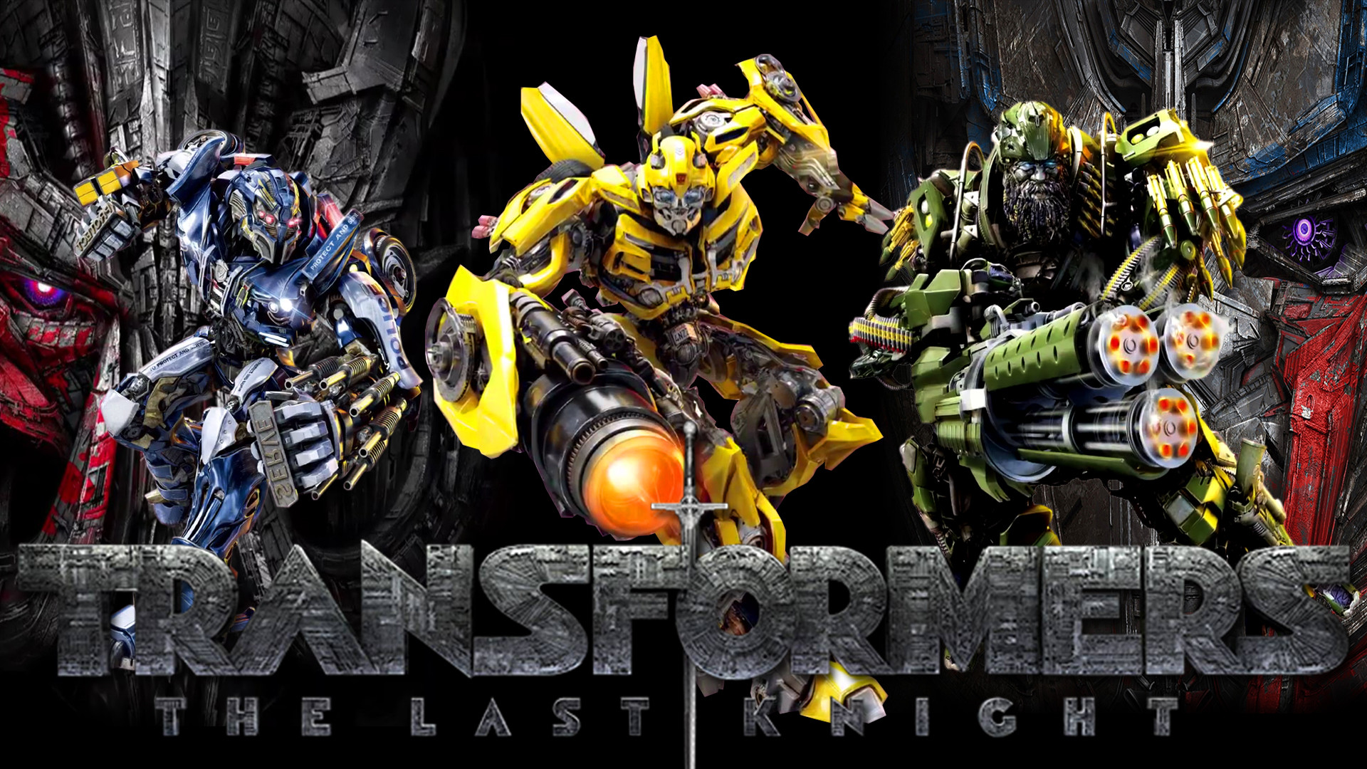 Transformers The Last Knight Wallpapers (67+ Images