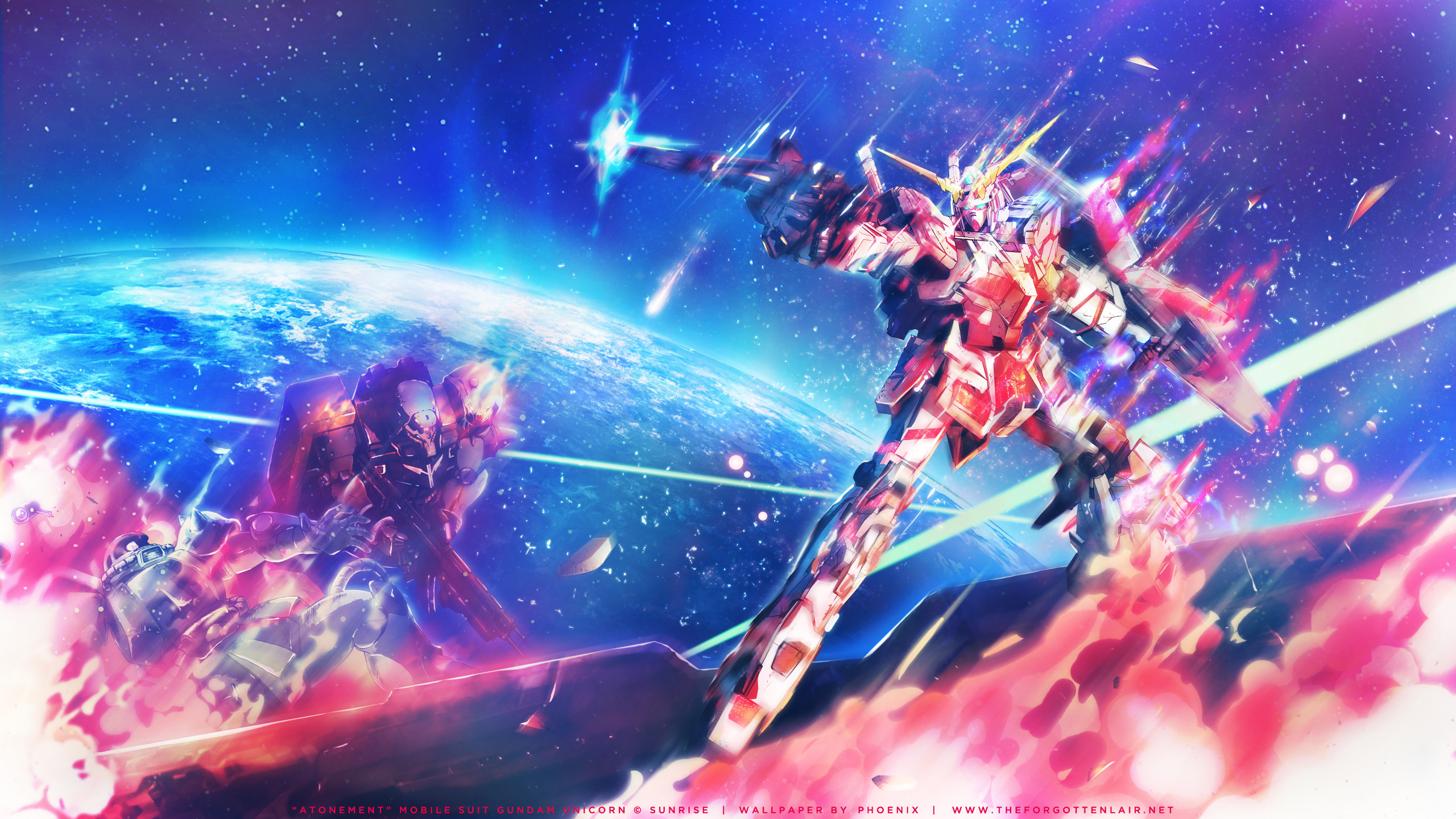 2560x1440 Anime Wallpapers 1366x768 Group (71 ) ...