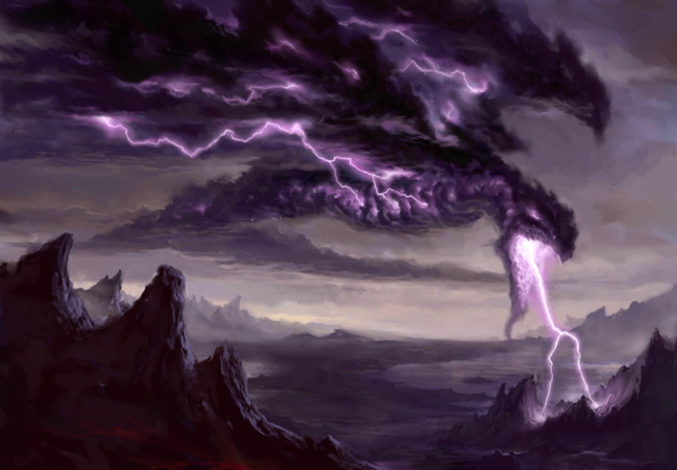 Lightning Dragon Wallpaper For 62 Images