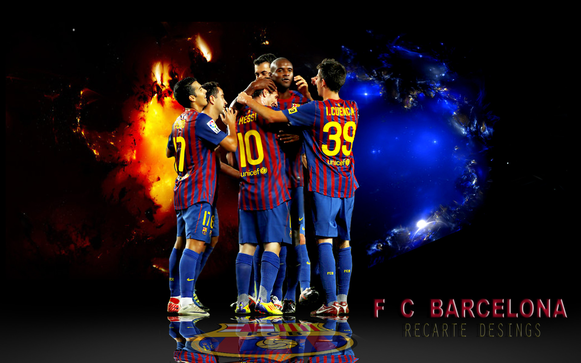 1920x1200 Bild: FC Barcelona wallpapers and stock photos. Â«