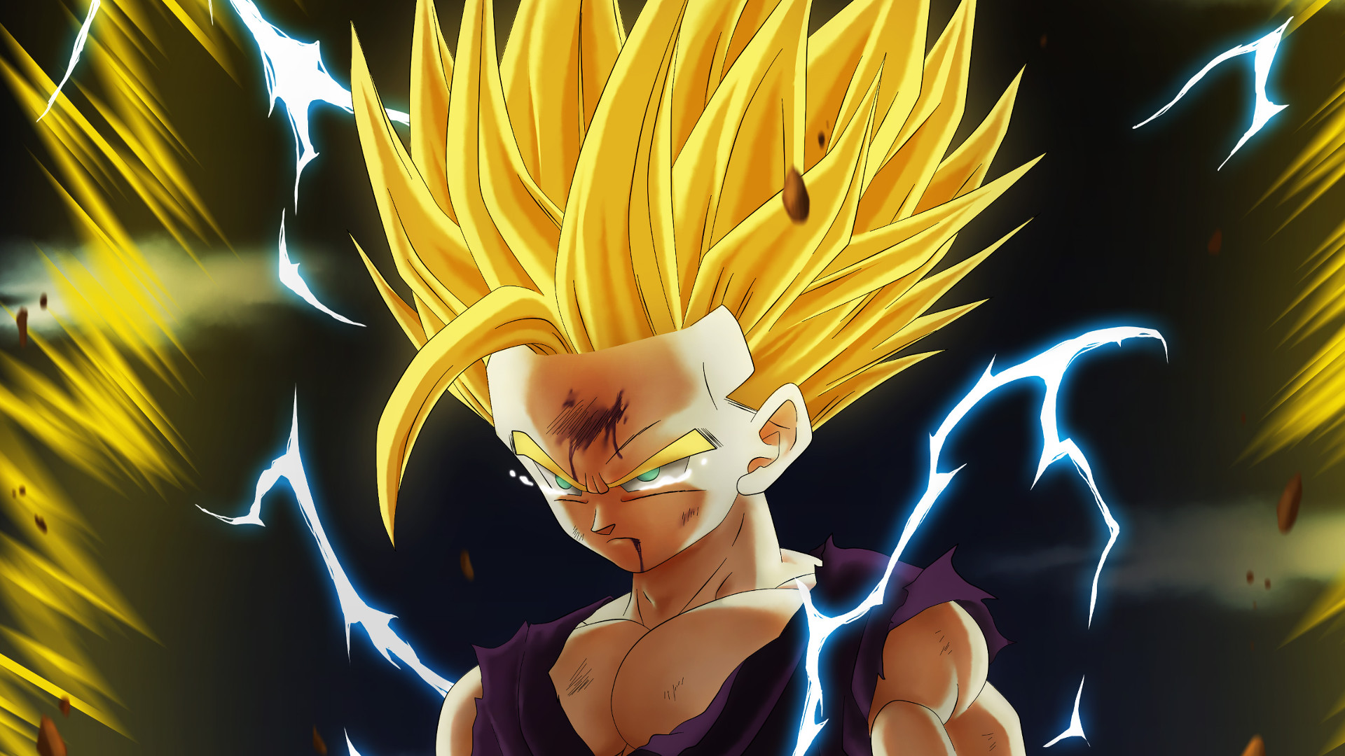 Dbz live wallpapers 66 images - 3d wallpaper of dragon ball z ...