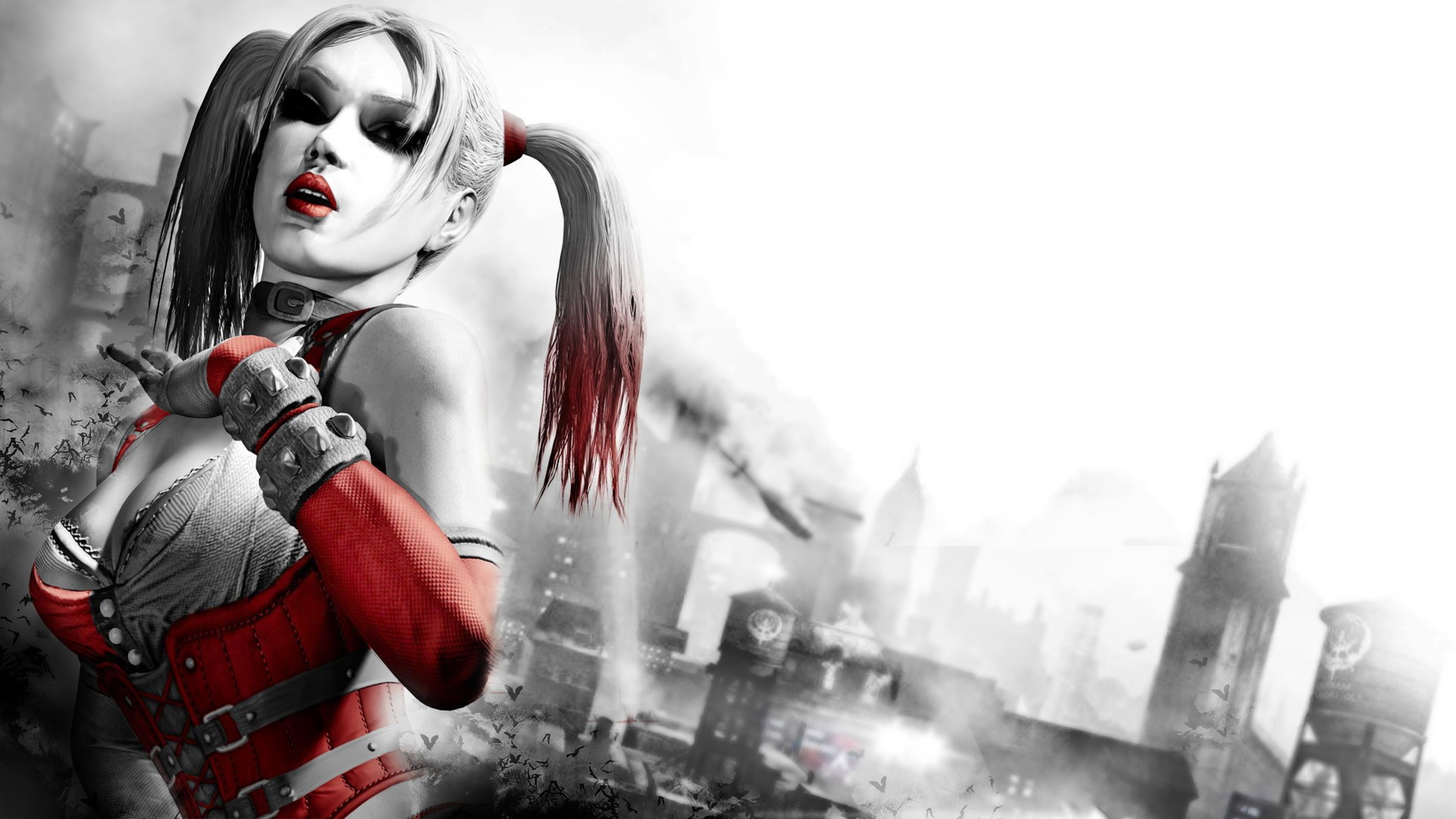 Harley Quinn Desktop Wallpaper (76+ images)