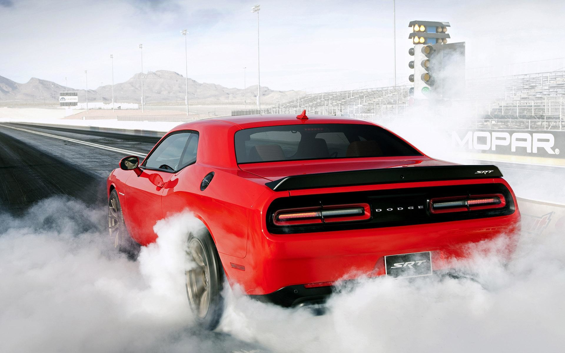 1920x1200 Dodge Challenger SRT Hellcat high definition wallpapers