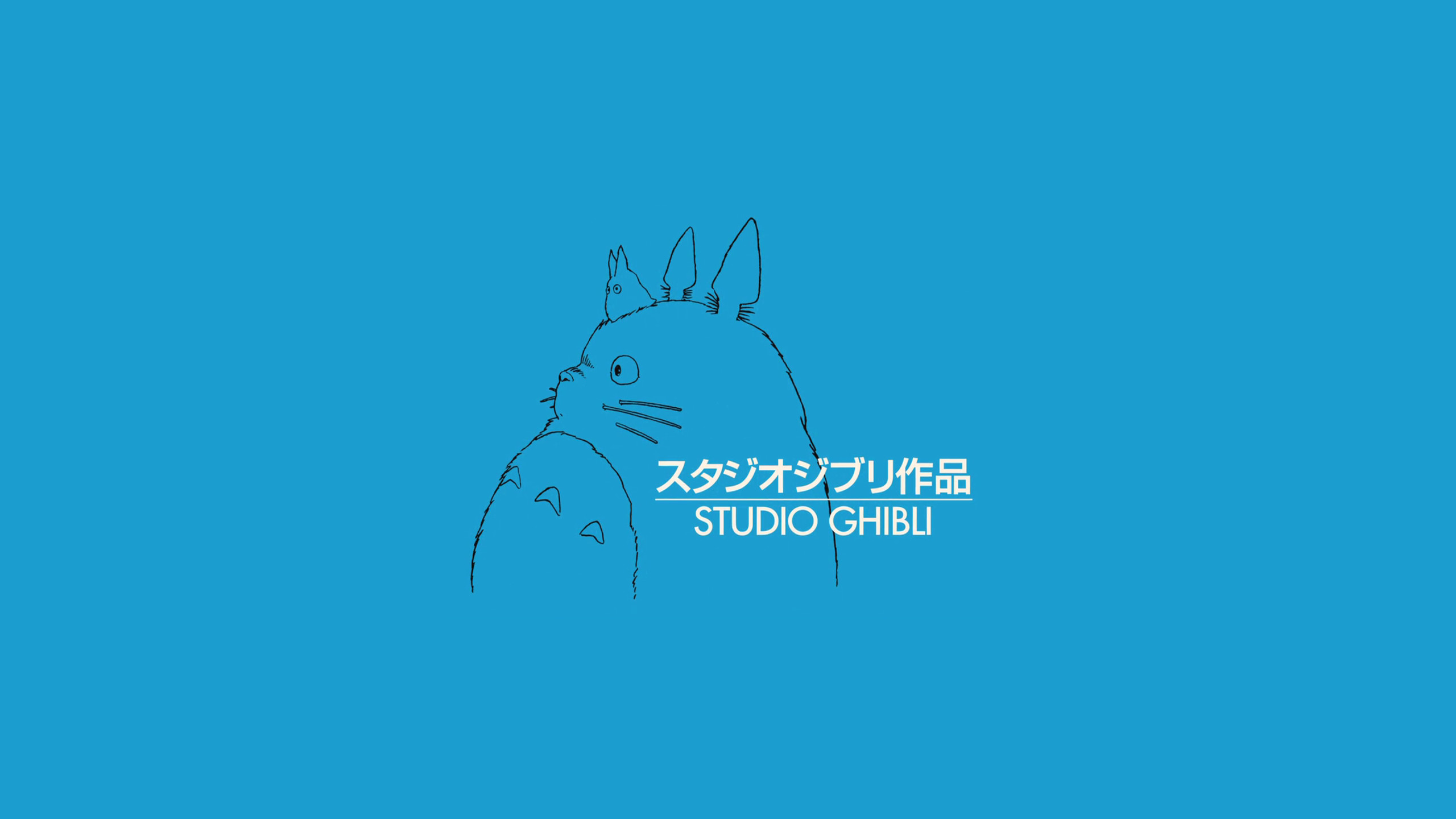 2560x1440 100 Studio Ghibli wallpapers