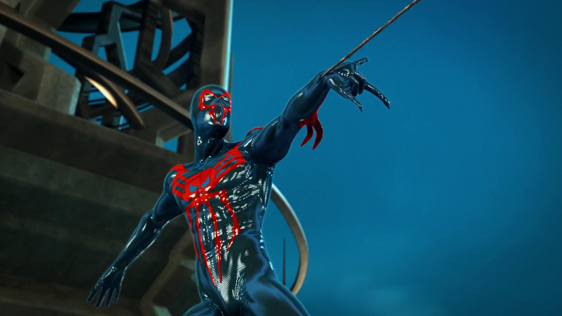 Spider Man 2099 Wallpaper On Wallpaperget Com: Spider Man 2099 Wallpaper (78+ Images