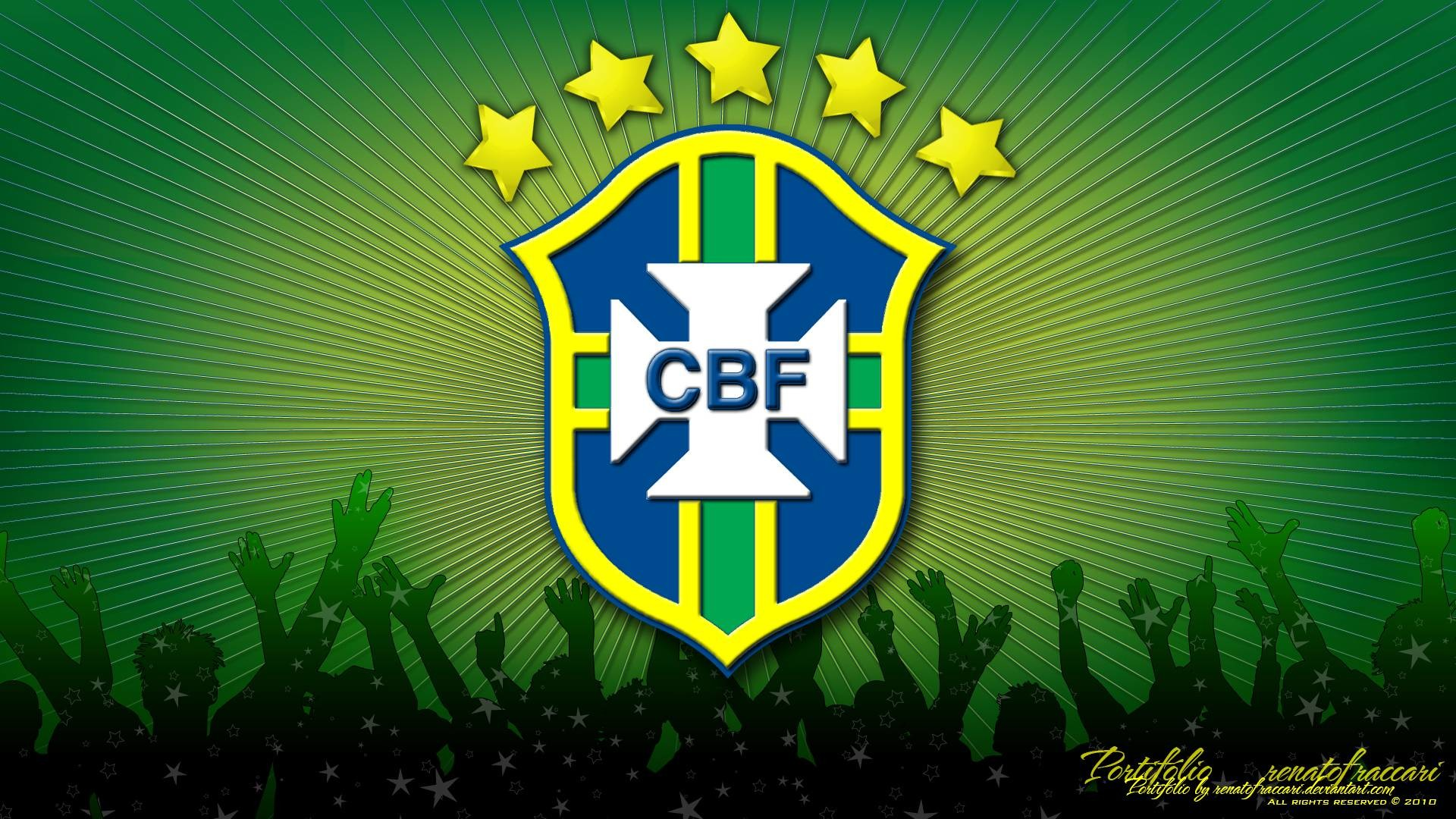 1920x1080 Brazil Soccer Wallpapers - Wallpaper Cave
