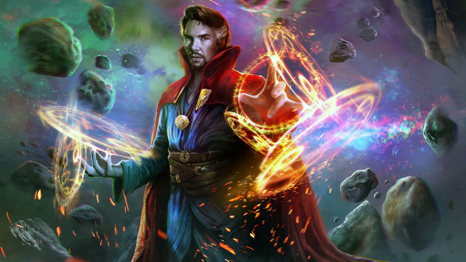 1920x1080 Dr Strange Backgrounds Desktop.