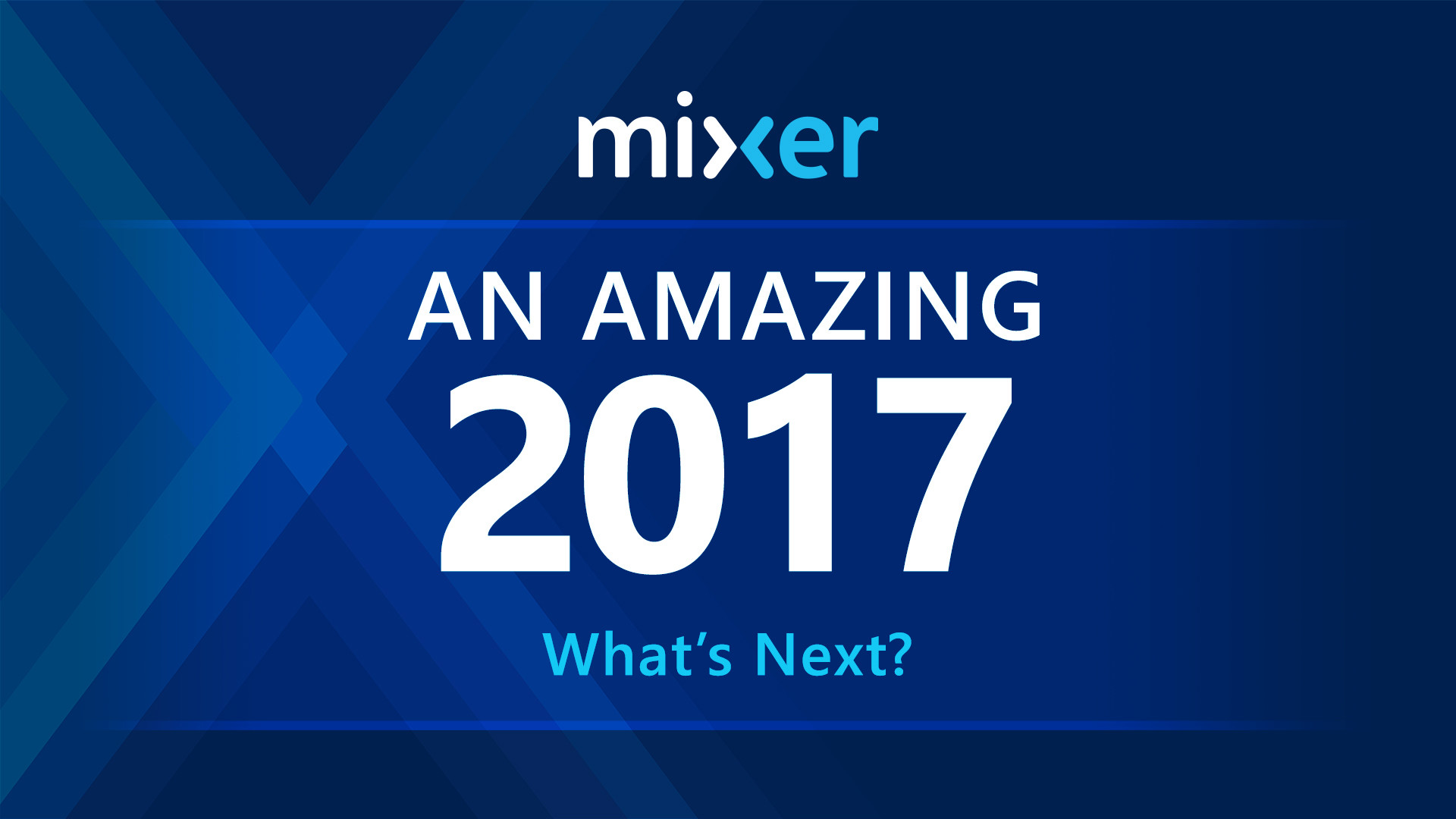 1920x1080 An Amazing 2017: What's Next?