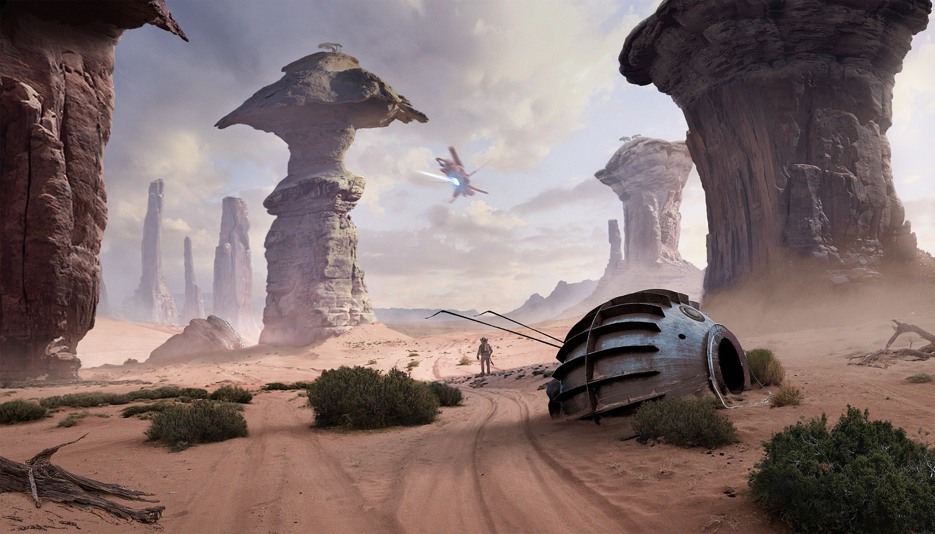 Star Wars Landscape Wallpaper 70 Images