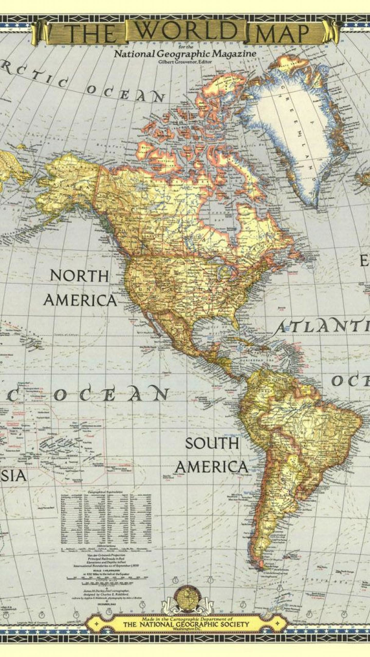 1440x2560 Artistic World Map Hd Wallpapers Desktop Backgrounds Samsung Galaxy Note 4  5 S6 Edge. home ...