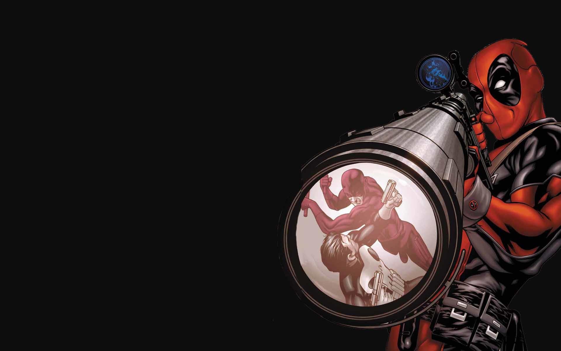 Cool Deadpool Wallpaper (74+ images)