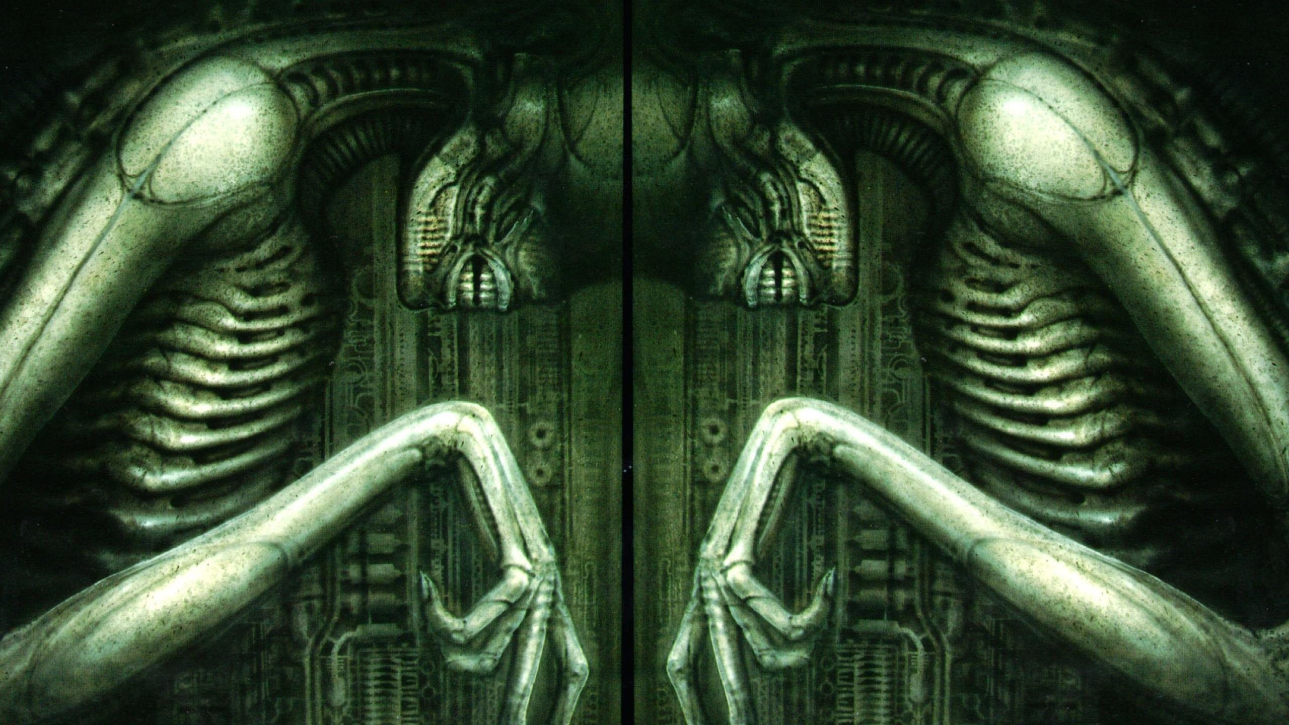 Dark Fantasy Sci Fi Art