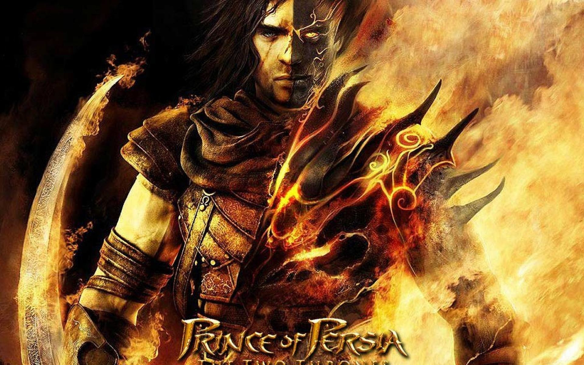 1920x1200 Prince Of Persia Pc Game Hd Wallpaper High Quality Full The Two Thrones  Laptop