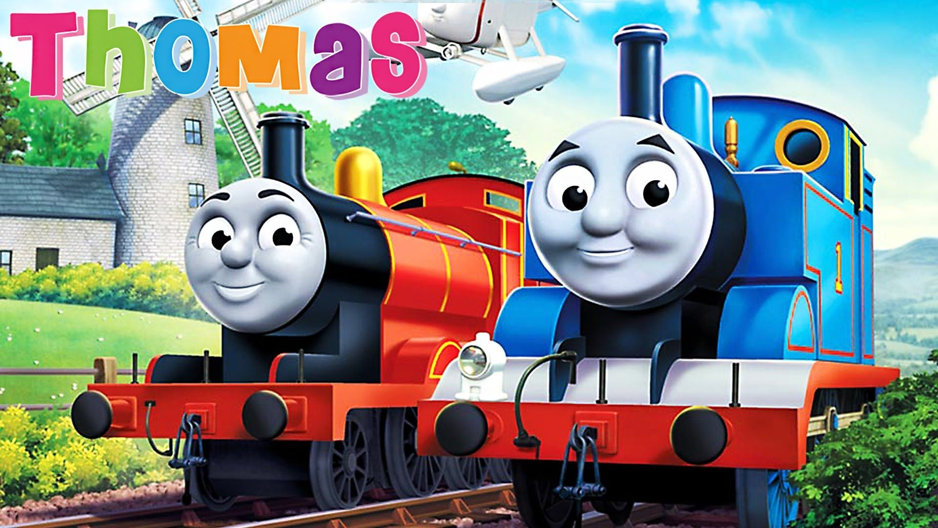 1920x1080 Thomas The Tank Engine Wallpaper | Free | Download