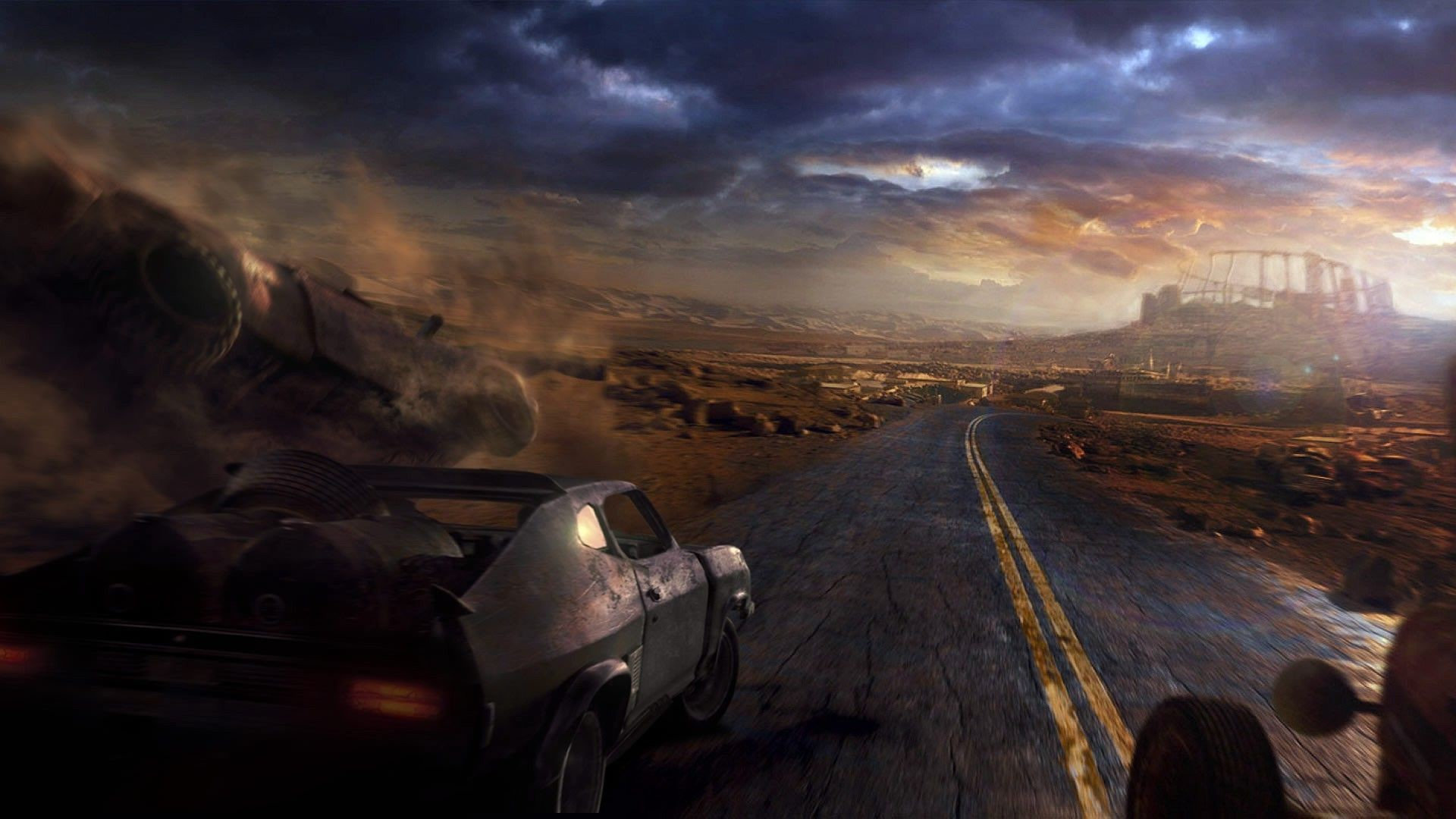 Pubg Wallpapers 67: Mad Max HD Wallpaper (67+ Images