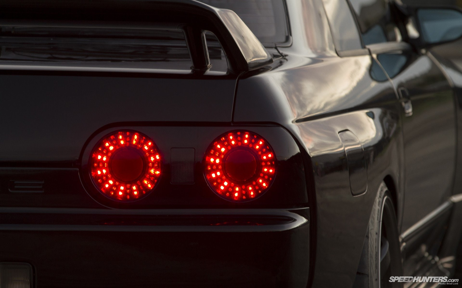 Nissan Skyline GTR R32 JDM Front Crystal City  .