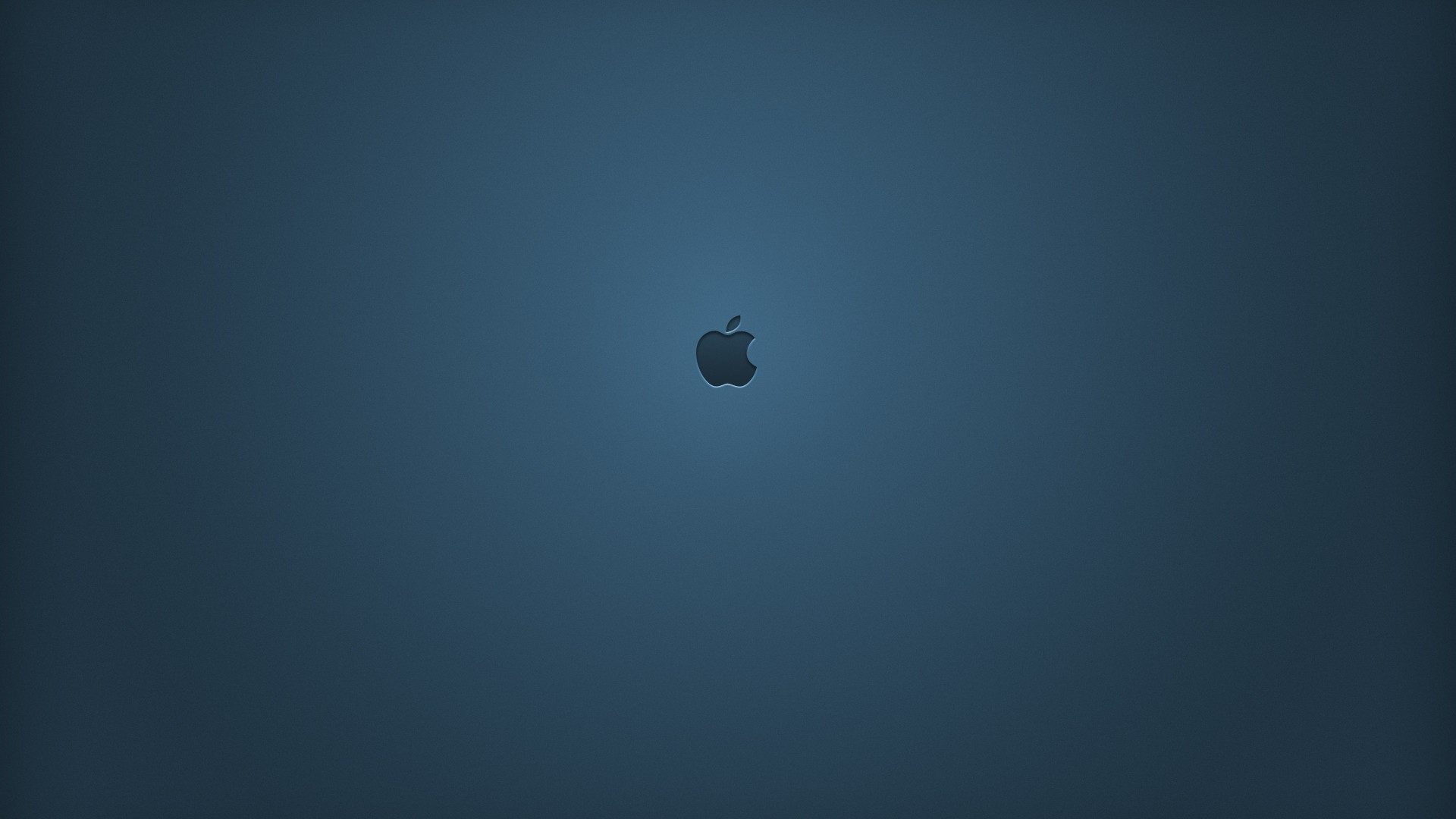 1920x1080 Minimal Apple Wallpaper