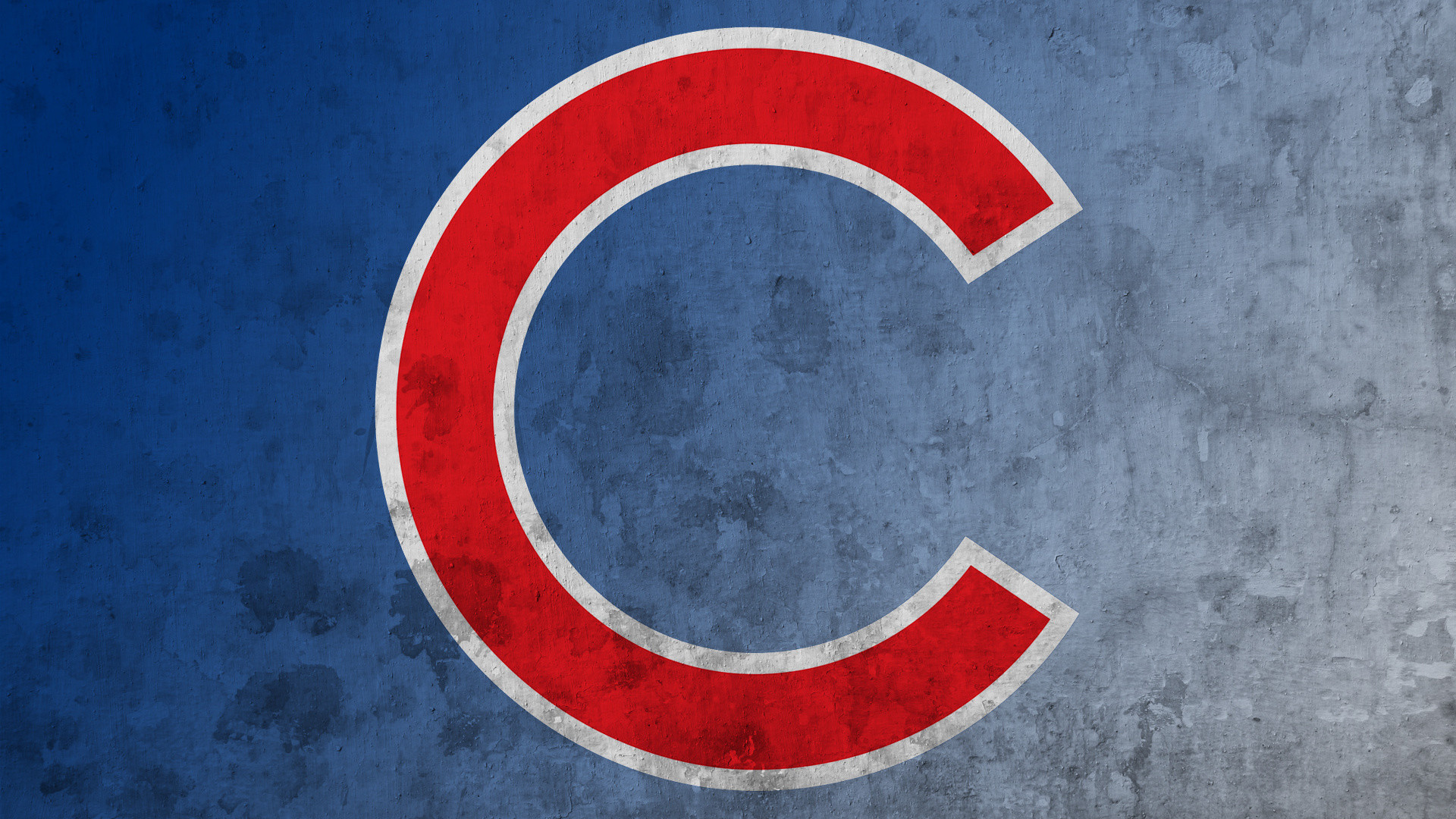 1920x1080  Mlb, Chicago Cubs Logo Painting Art.png .