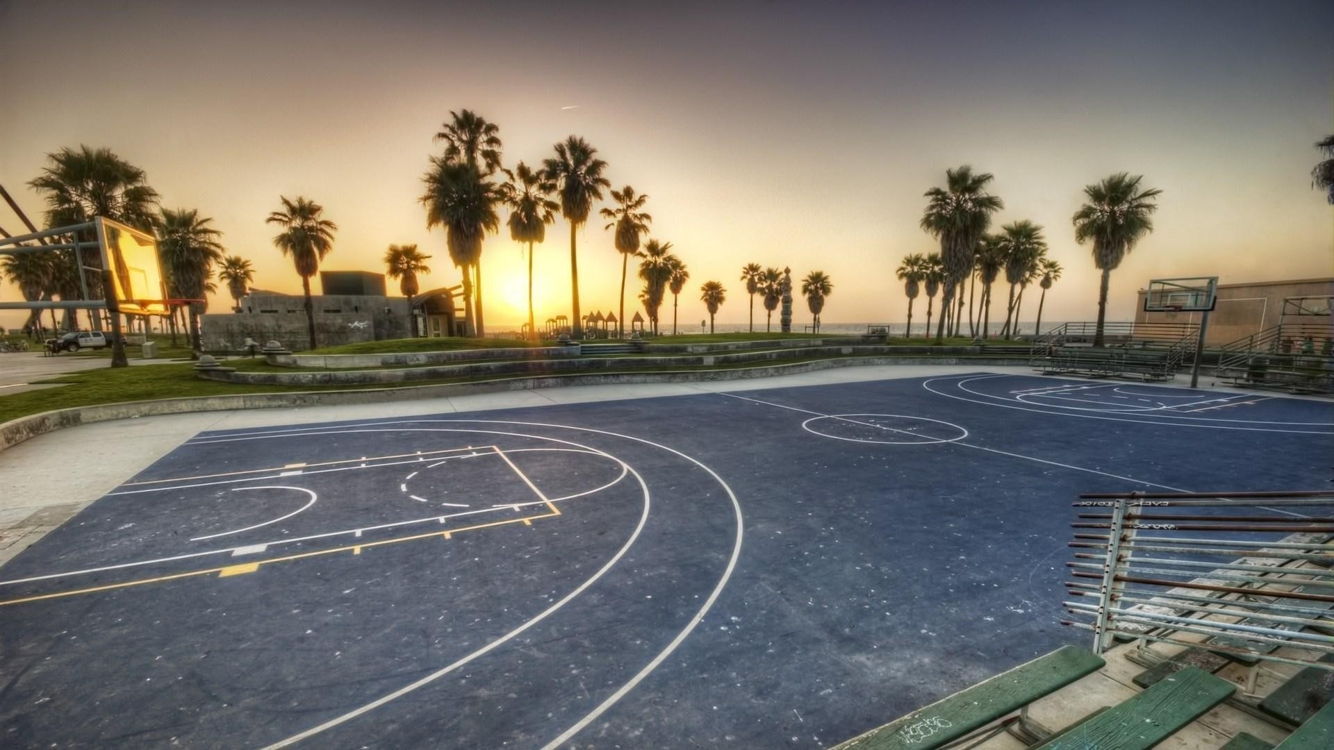 Basketball Court Wallpapers (60+ Images