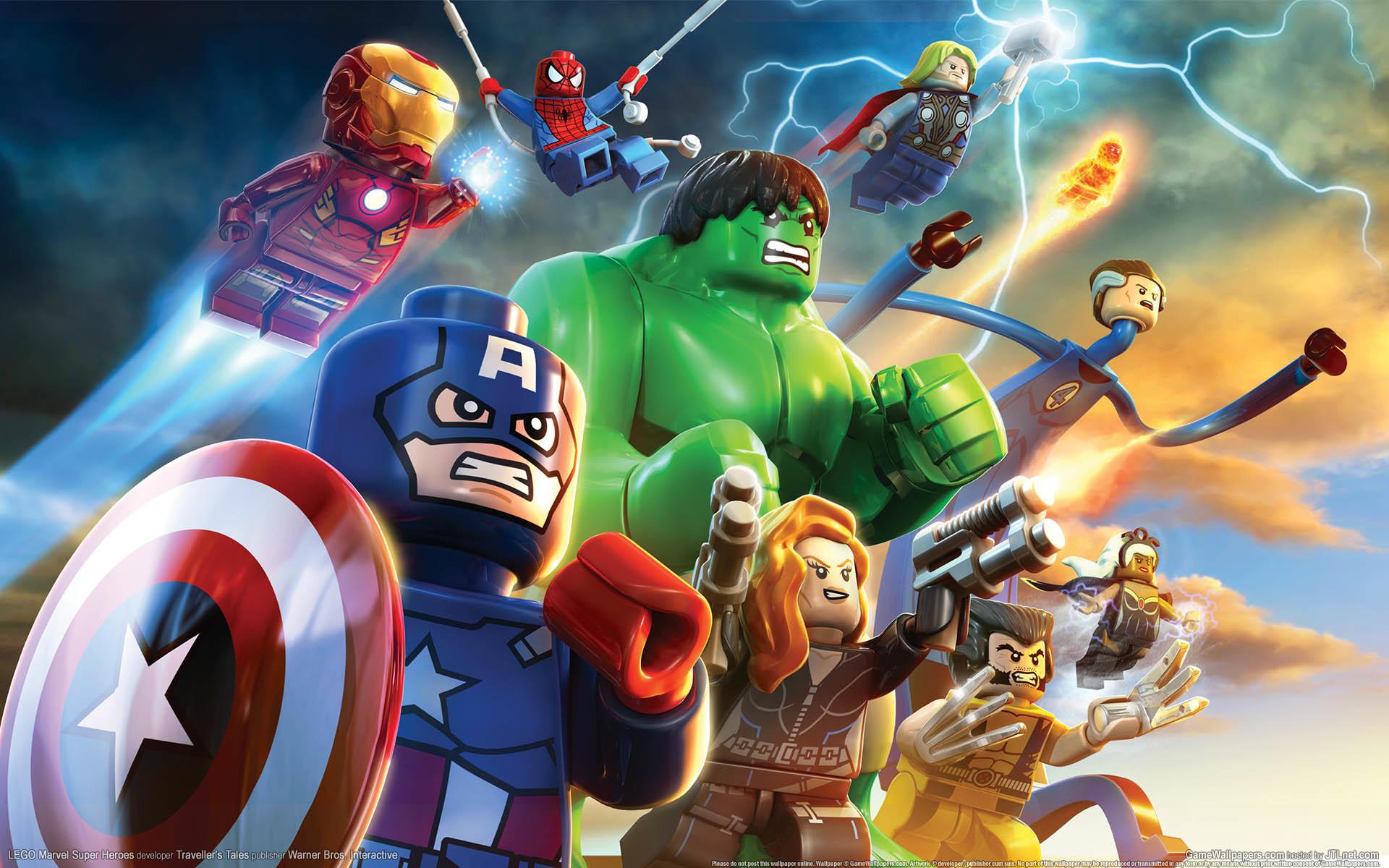 Lego Avengers Wallpaper HD (74+ images)