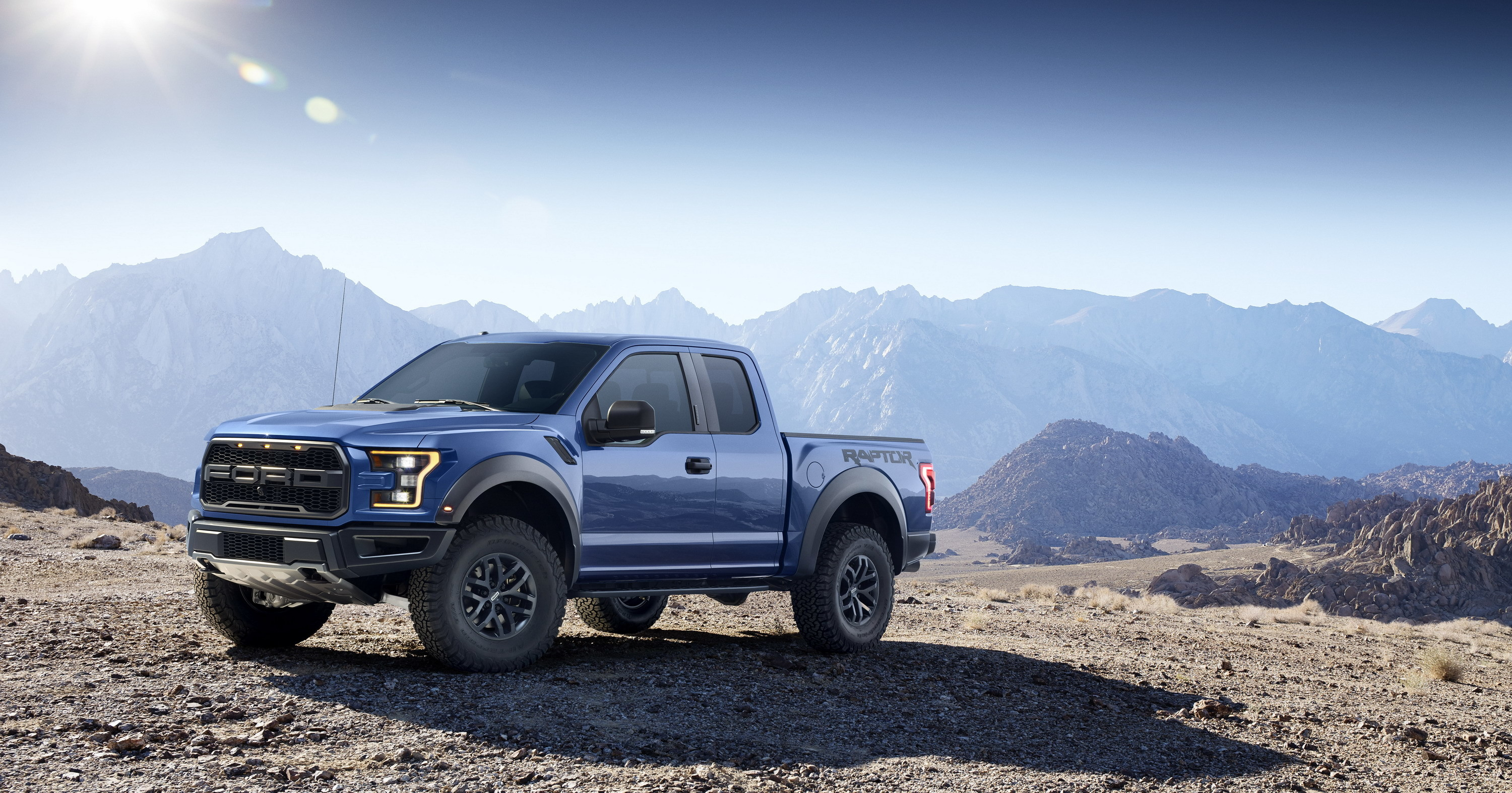 3000x1574 Wallpaper Of The Day: 2017 Ford F-150 Raptor | Top Speed. »