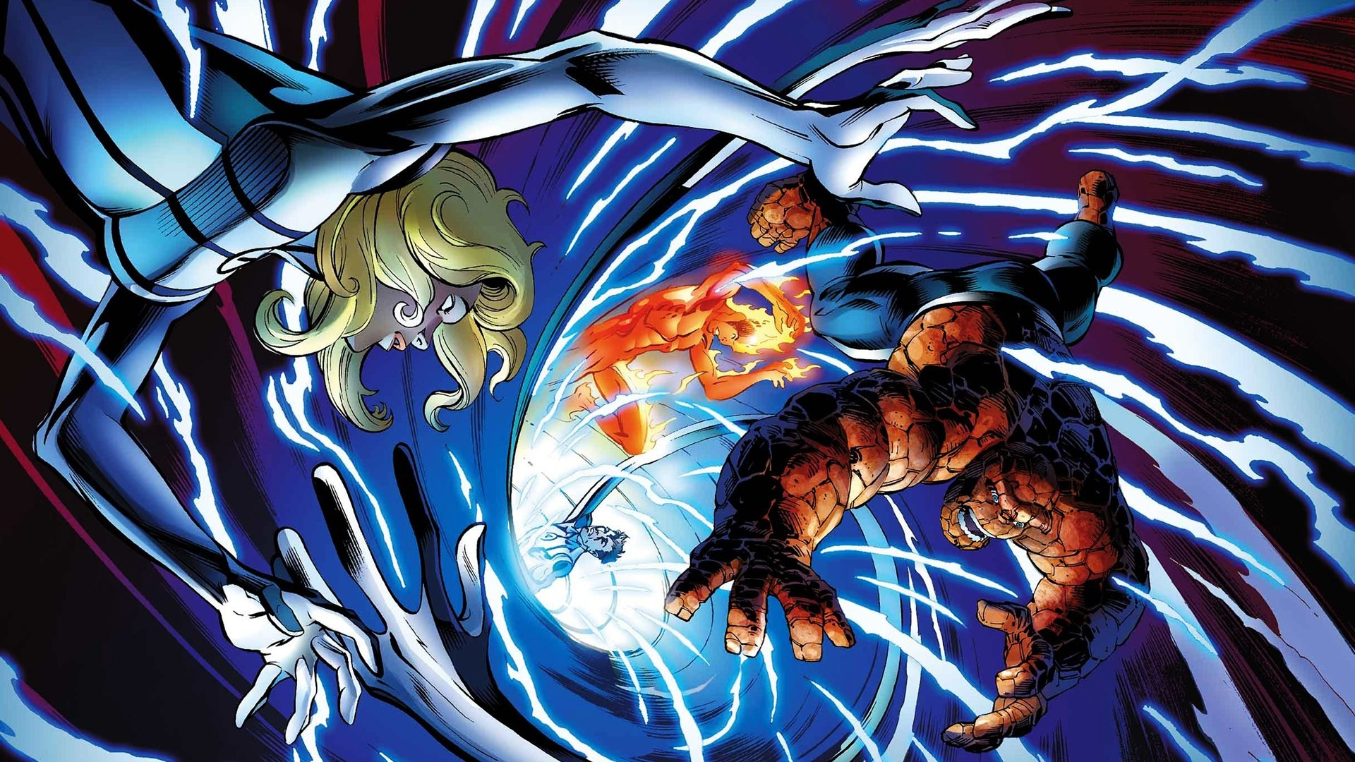 1920x1080 fantastic four wallpaper widescreen retina imac - fantastic four category
