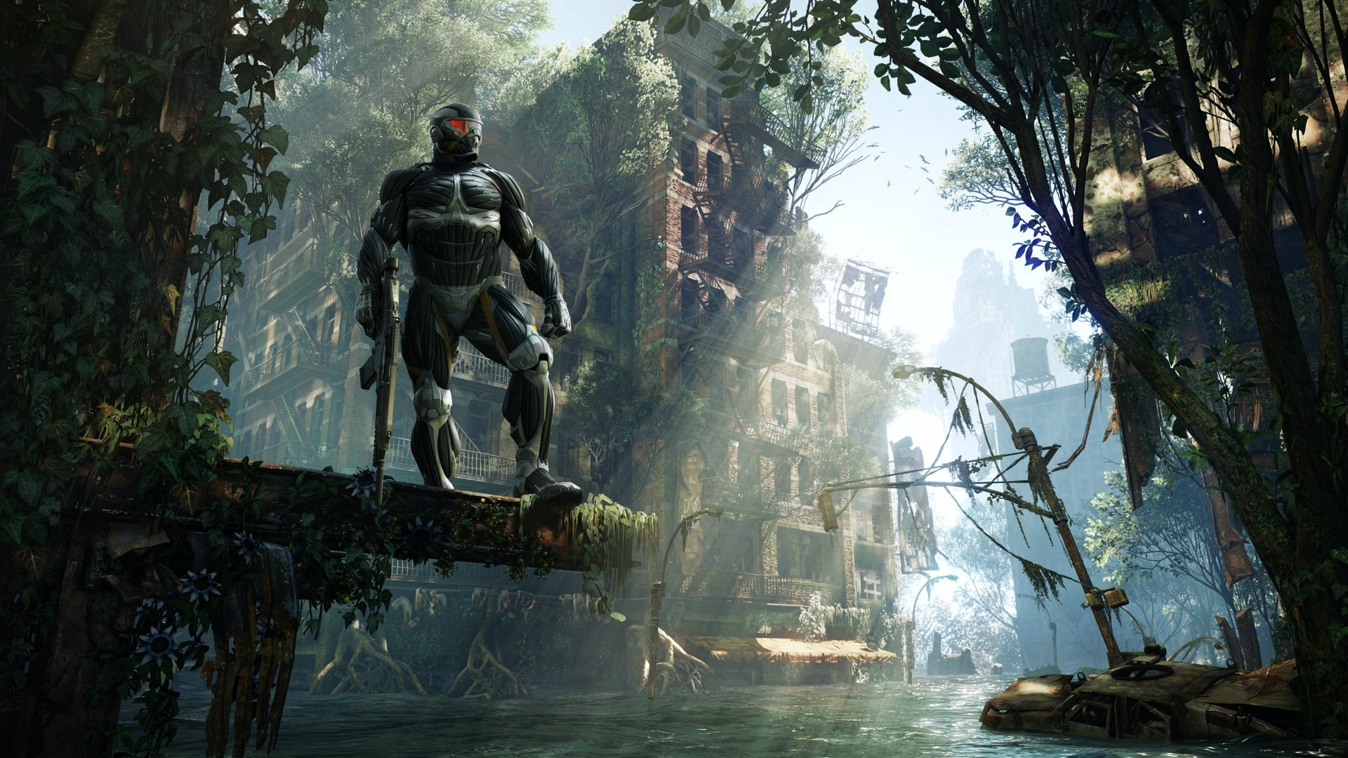 1920x1080 Wallpaper #3 Wallpaper from Crysis 3
