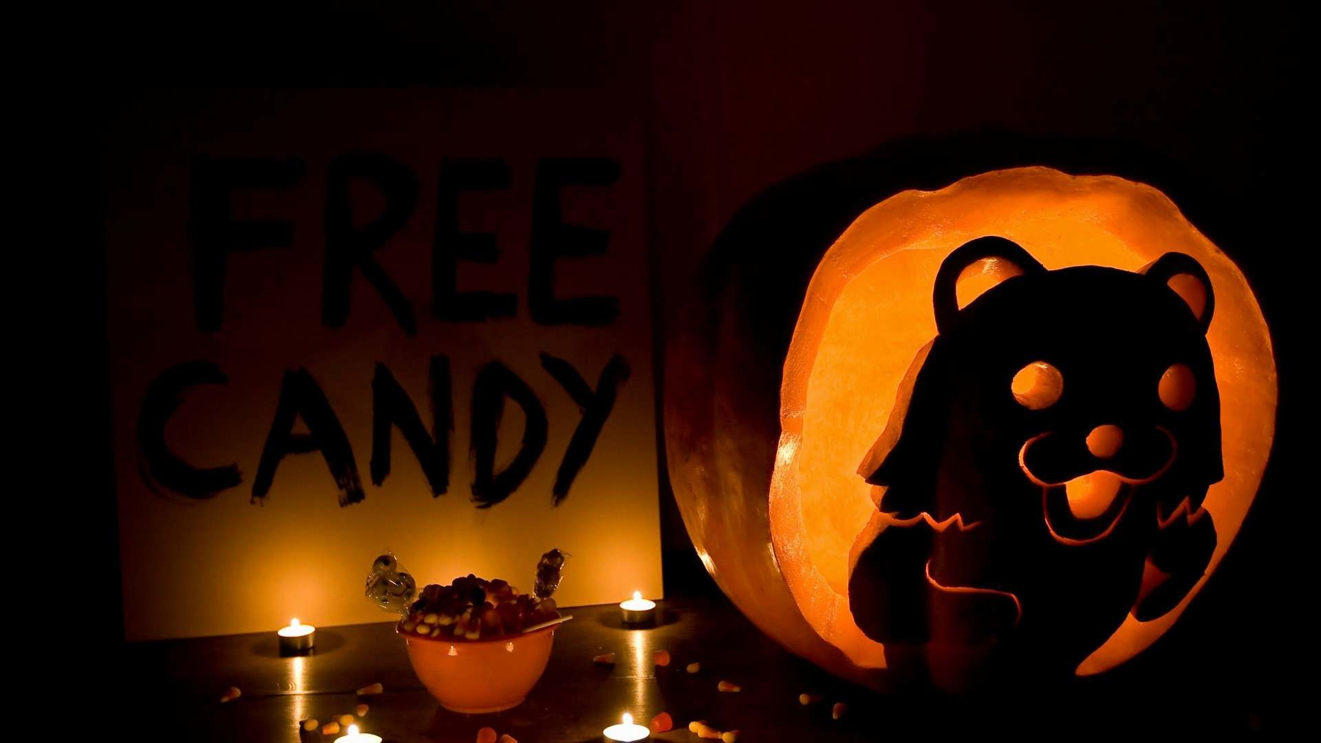 1920x1200 Spooky Halloween | Scary Halloween Wallpaper Pic #13