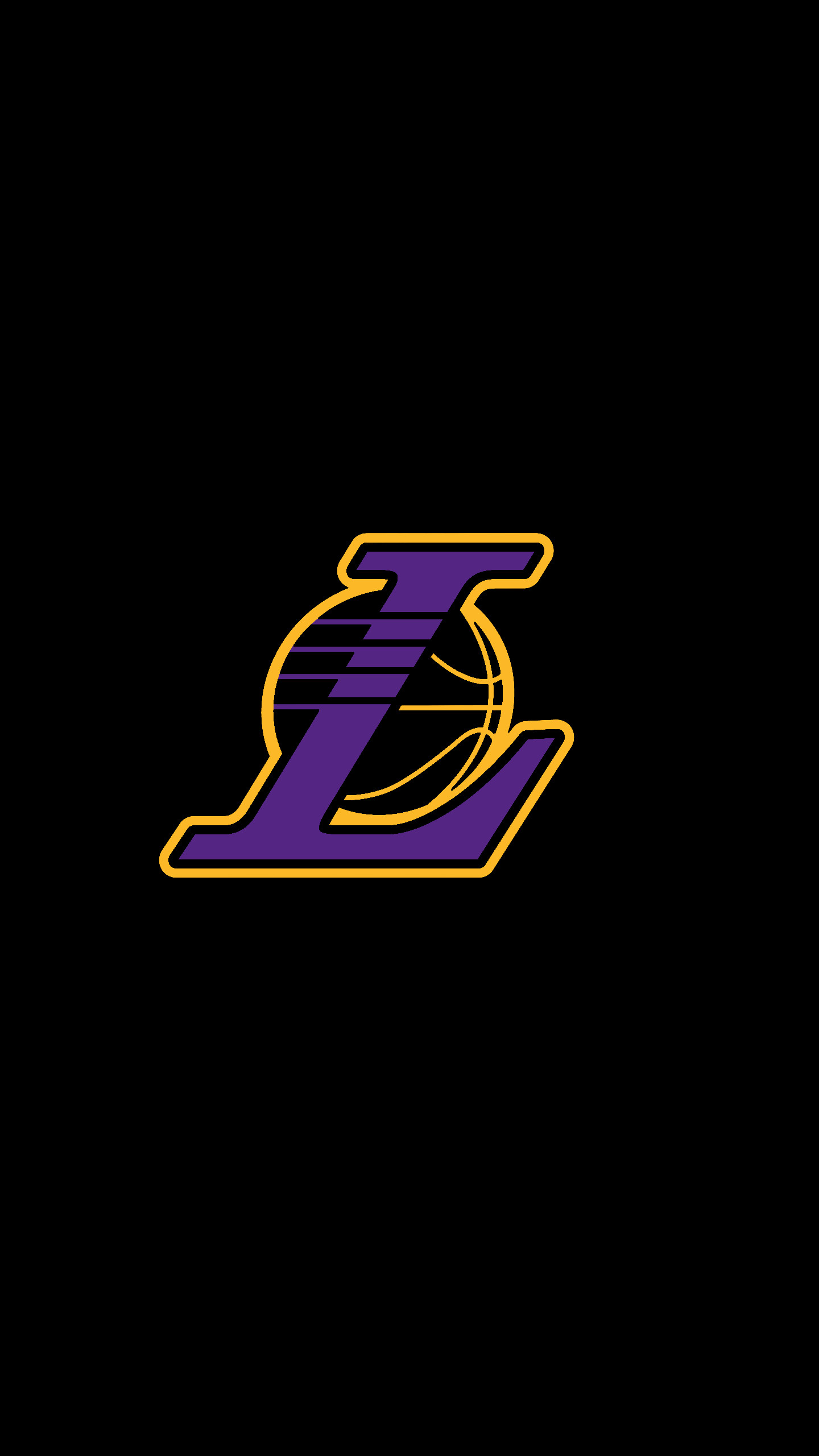 Lakers images background - Black lakers logo ...
