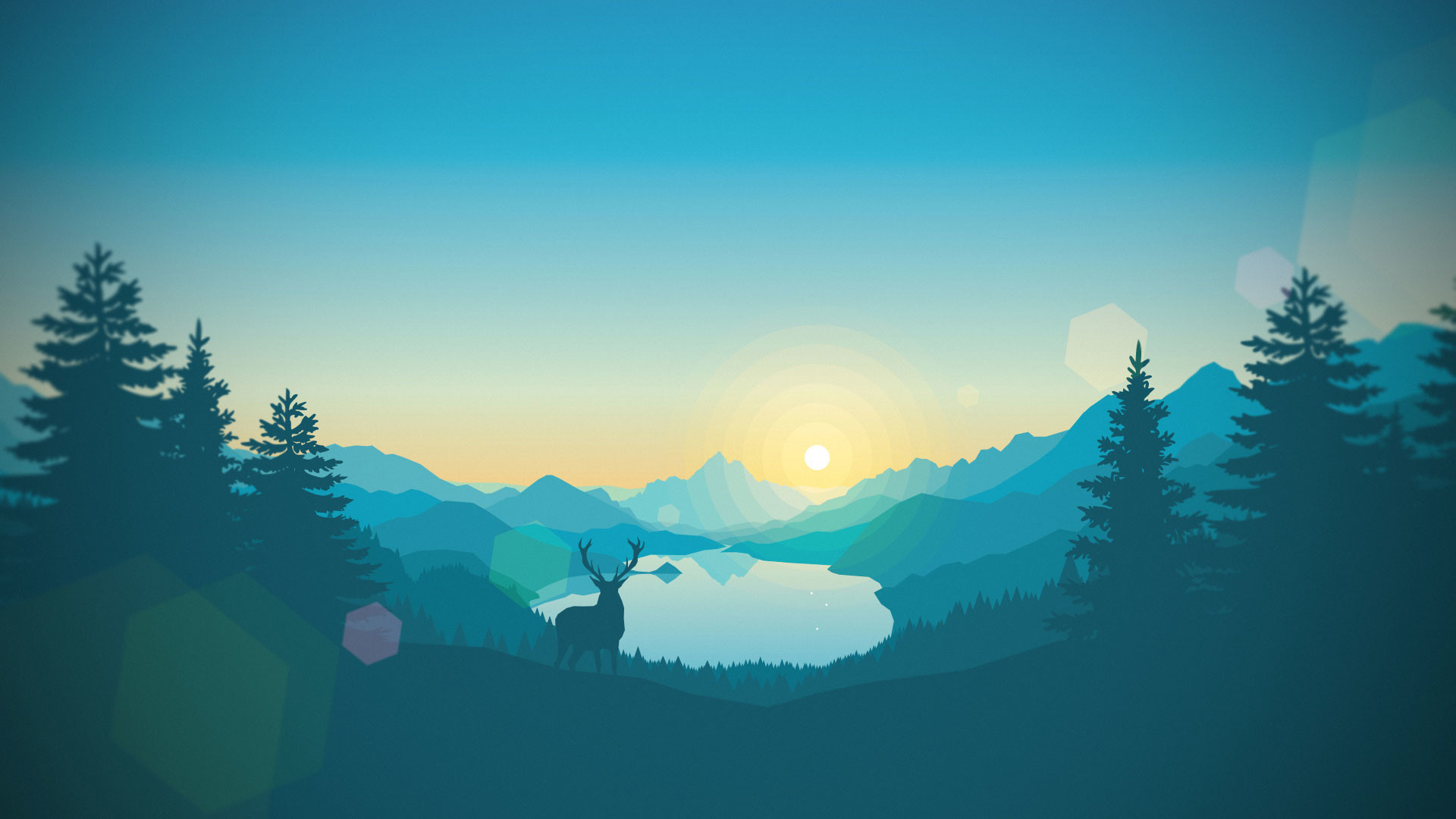 1920x1080 Firewatch 4K Wallpaper | Firewatch 1080p Wallpaper ...