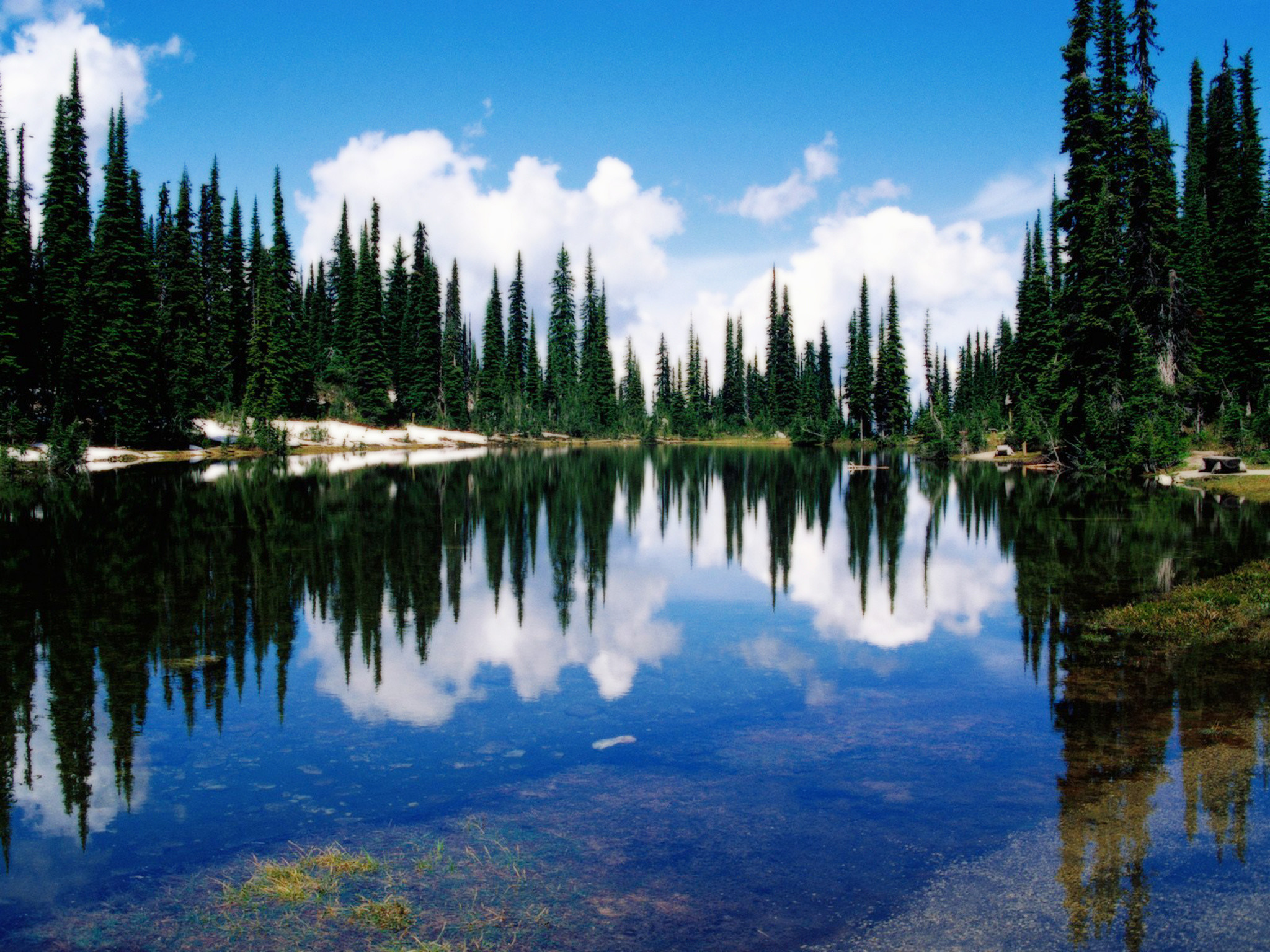 2048x1536  wallpaper mount revelstoke national park, mount rainier national  park, park, desert,