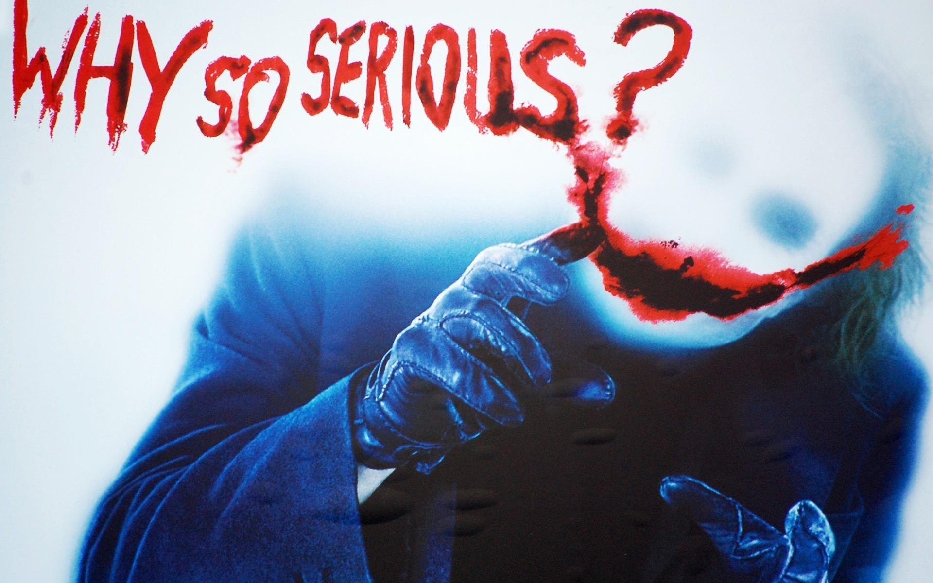 1920x1080 Quotes The Joker Heath Ledger Batman Dark Knight Why So