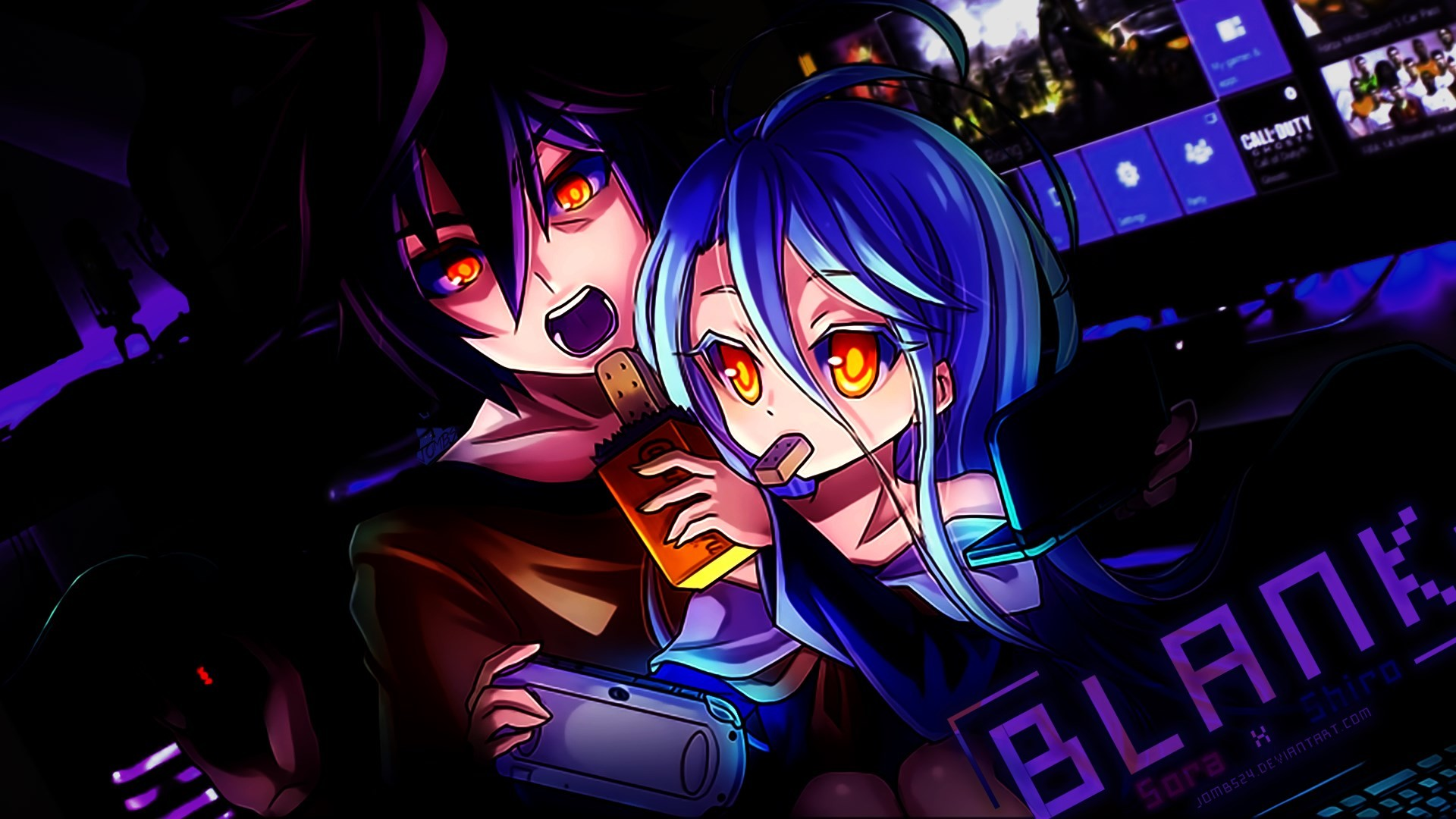 No Game No Life Wallpapers 87 Images