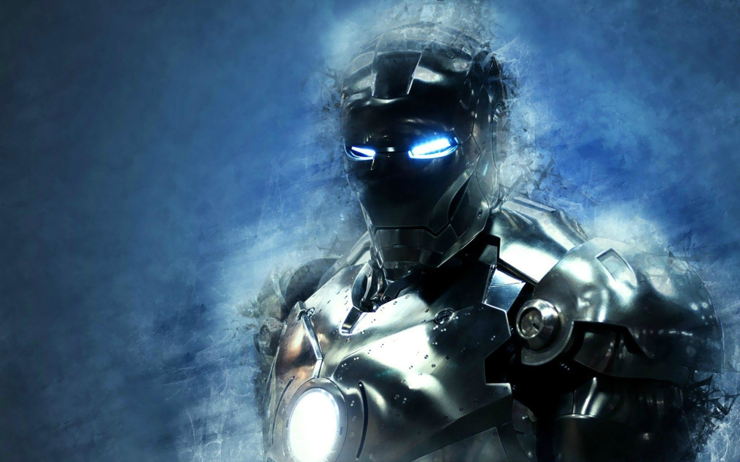 2560x1600 Black Iron Man 3 HD Wallpaper - HD Wallpaper Collection - HD .