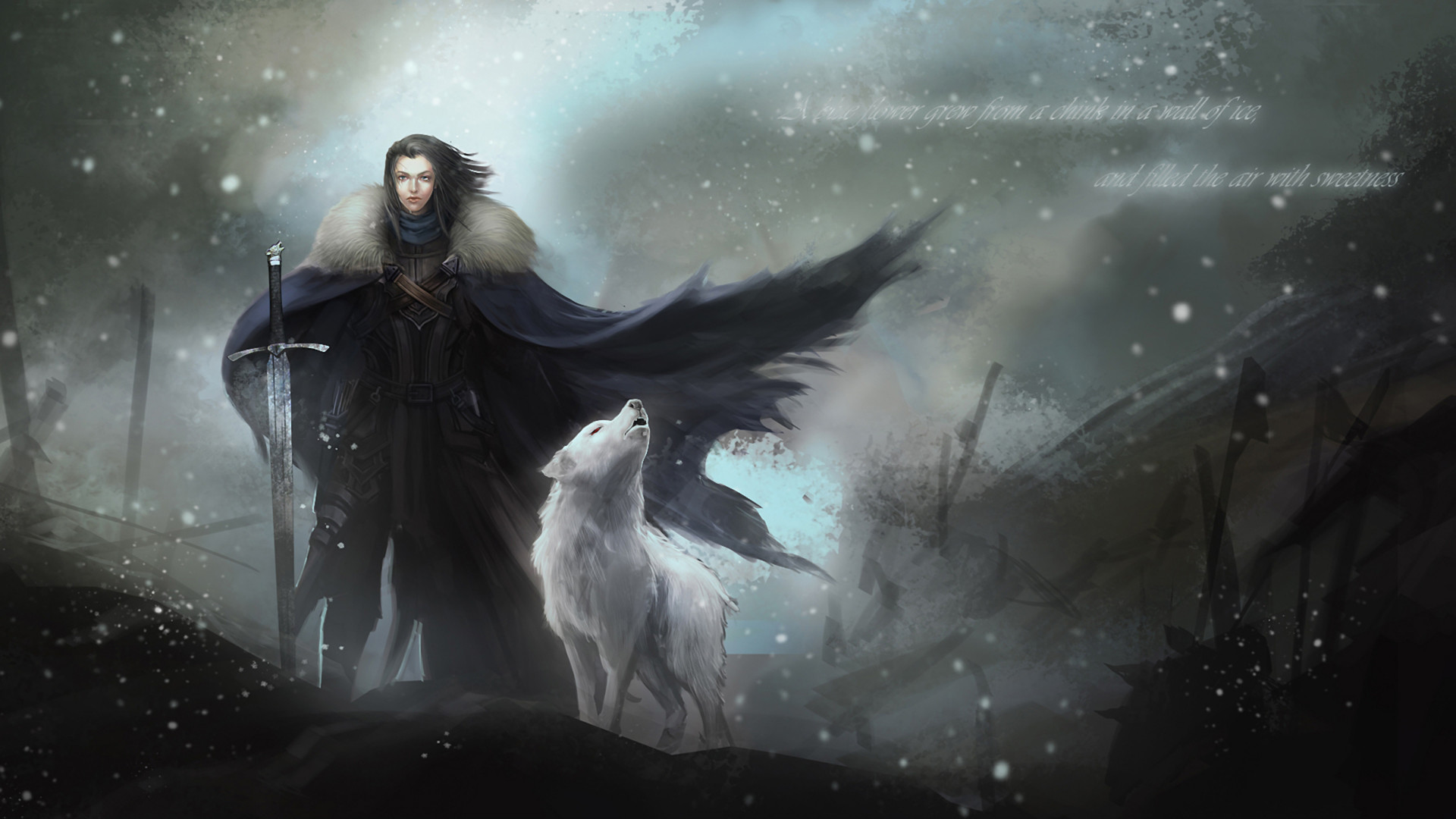 4k Game Of Thrones Wallpaper