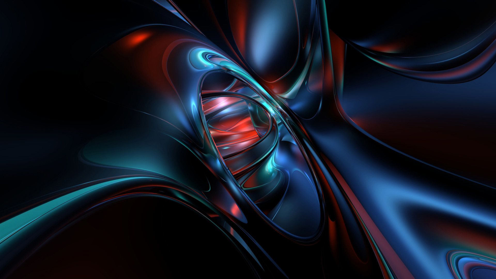 1920x1080 Blue Flower Abstract | HD 3D & Abstract Wallpapers | Pinterest | Blue  flowers