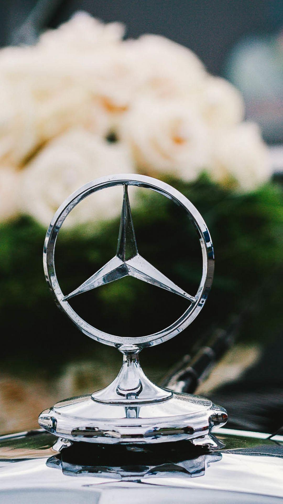 Mercedes Benz Logo Wallpaper 69 Images