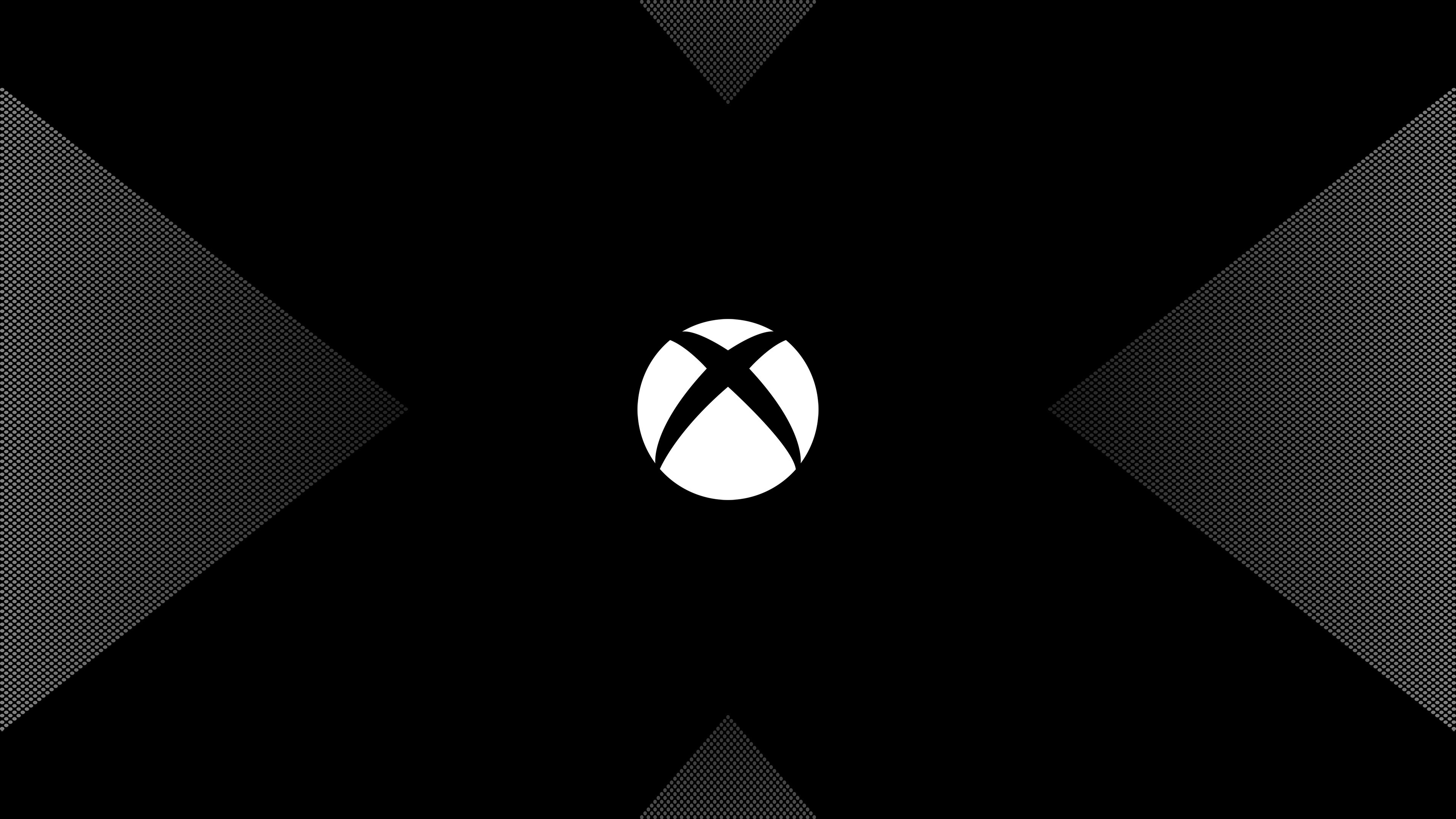 Xbox 360 Logo Black Background