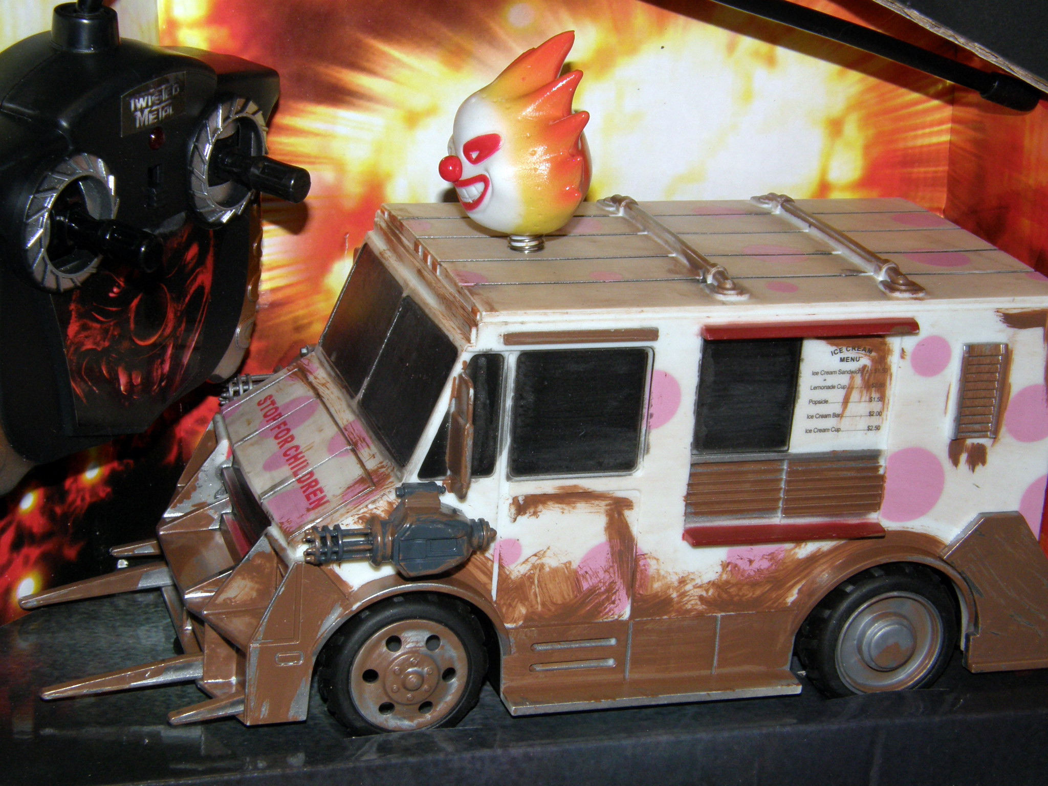 2048x1536 Twisted Metal RC - Playstation Sweet Tooth