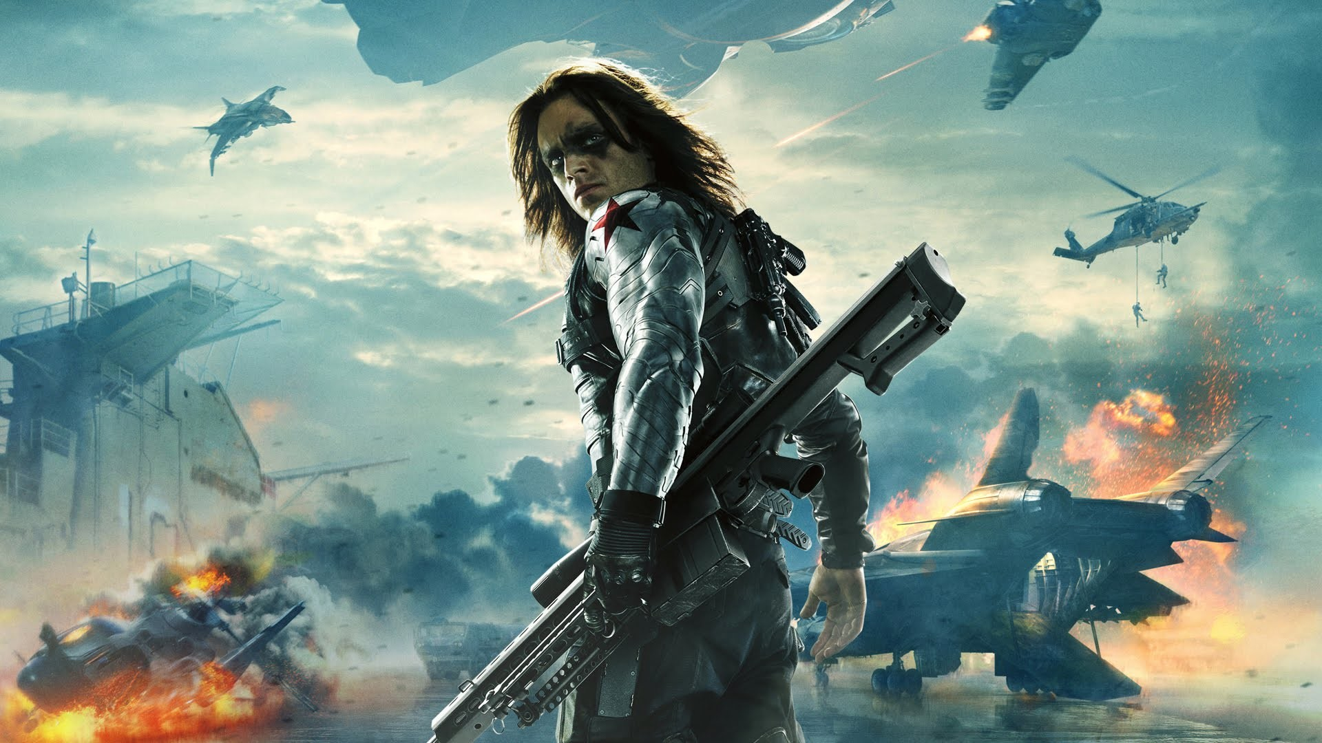 Winter Soldier Wallpap...