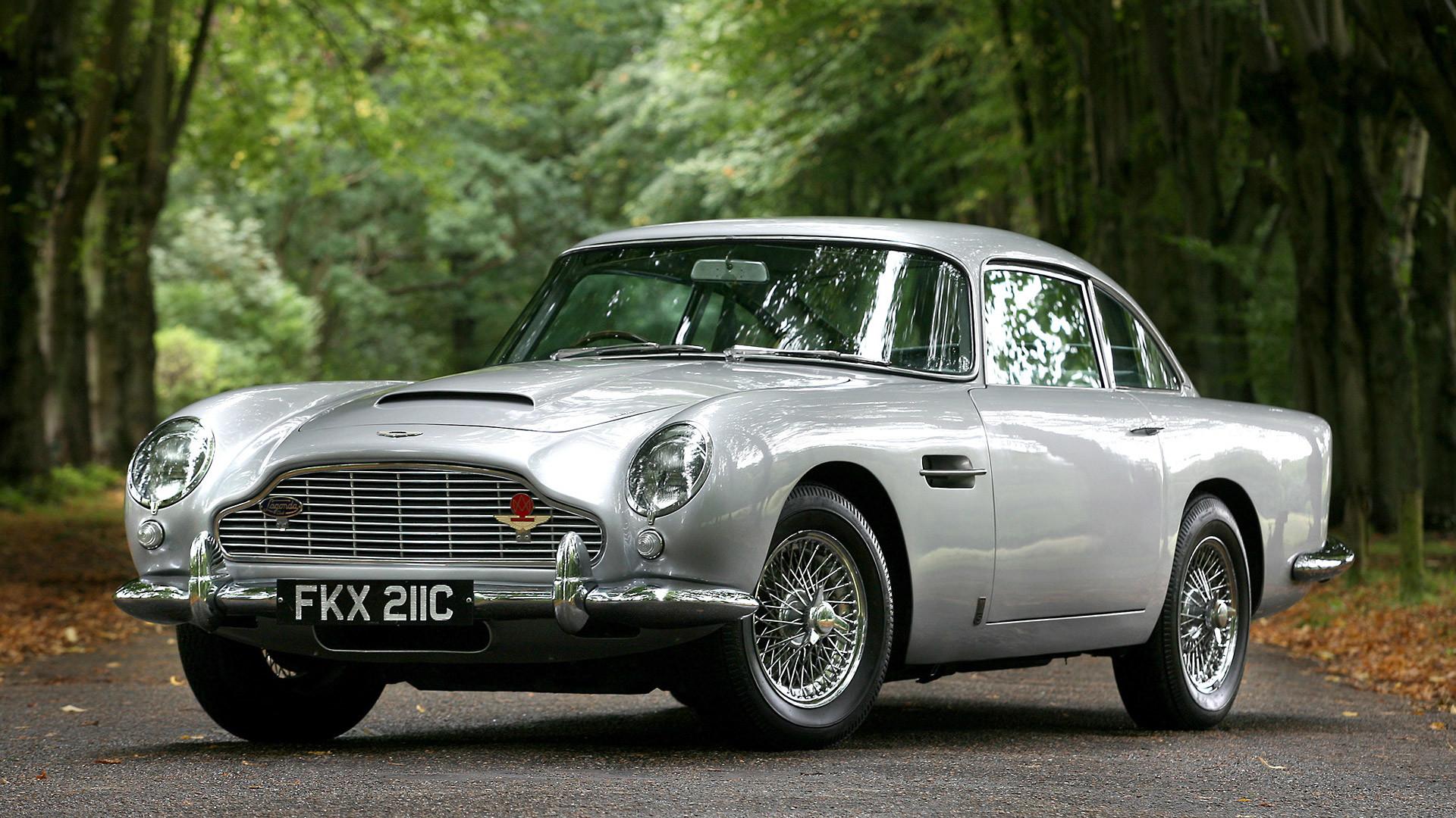 Aston Martin Db5 Wallpaper 74 Images