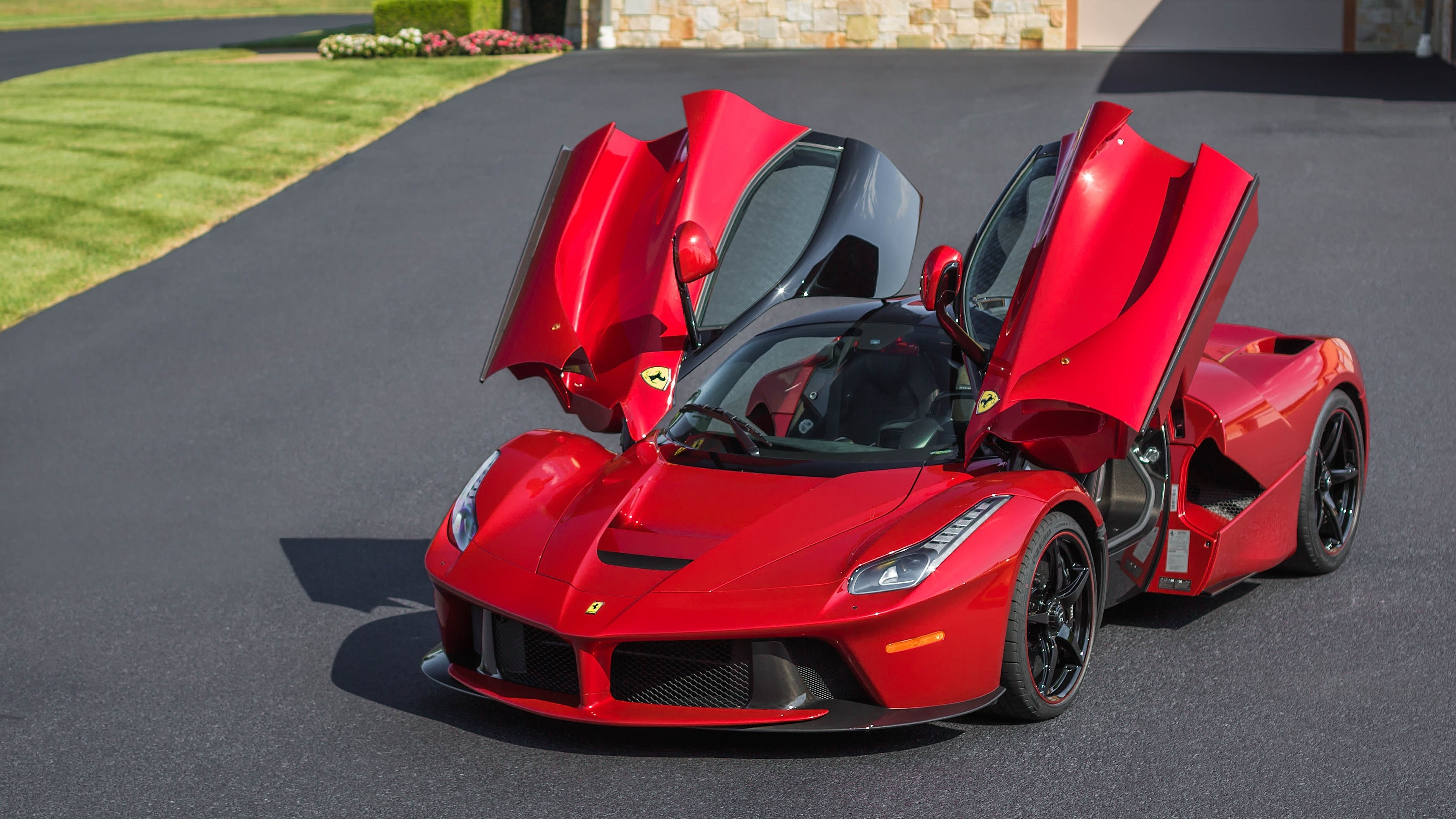 Ferrari Laferrari Wallpapers (77+ images)