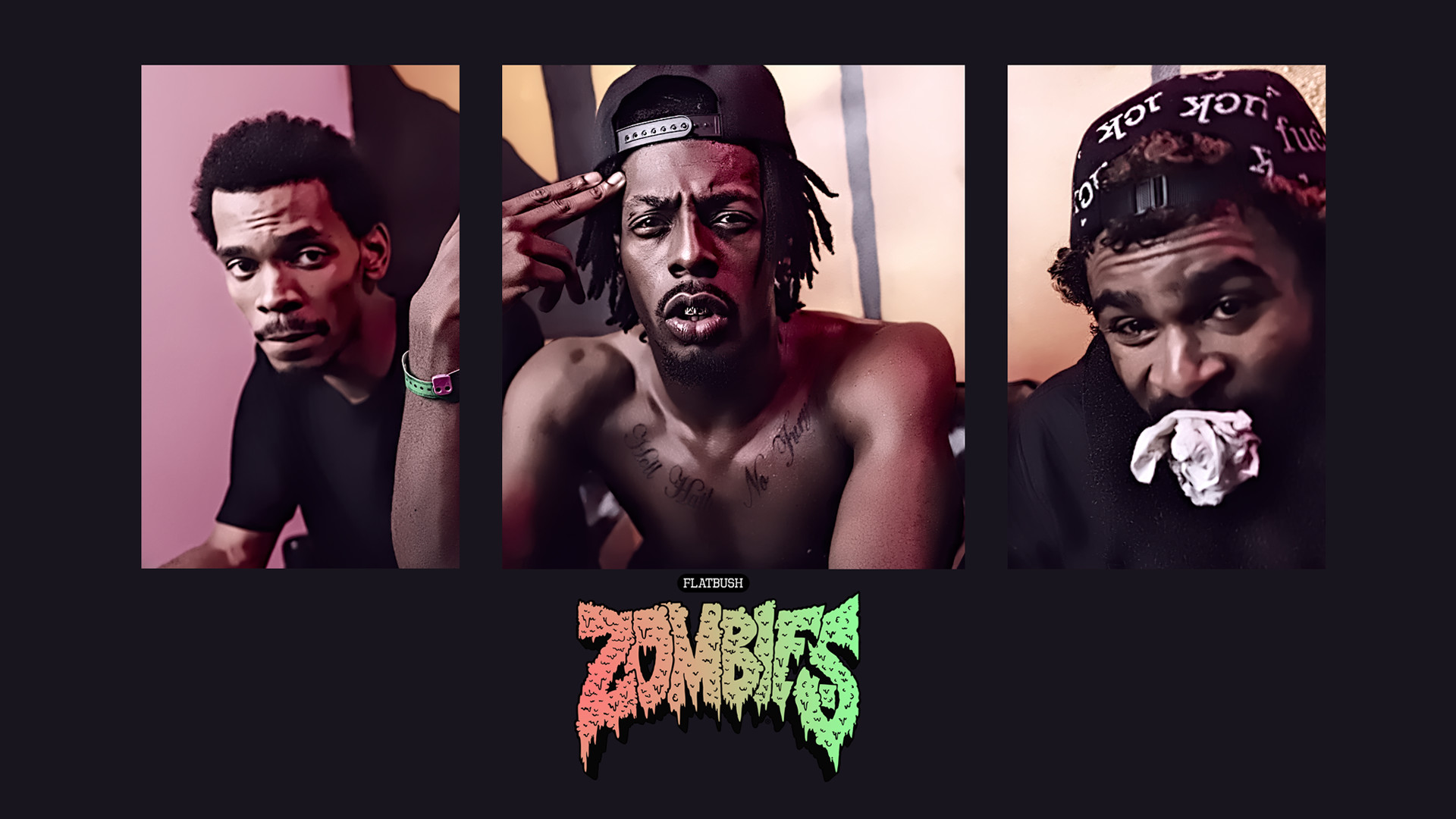 Flatbush Zombies Iphone Wallpaper 68 Images