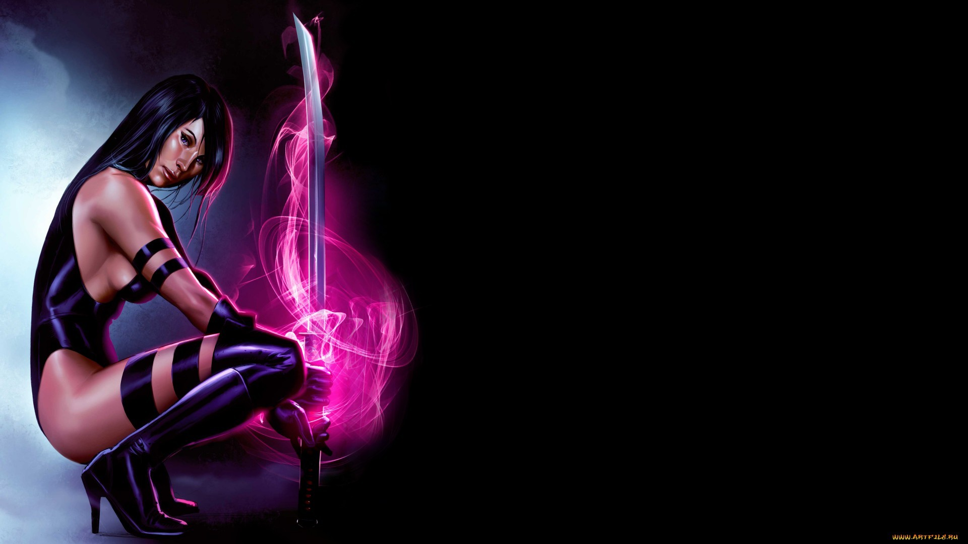 Psylocke Wallpaper HD 74 Images