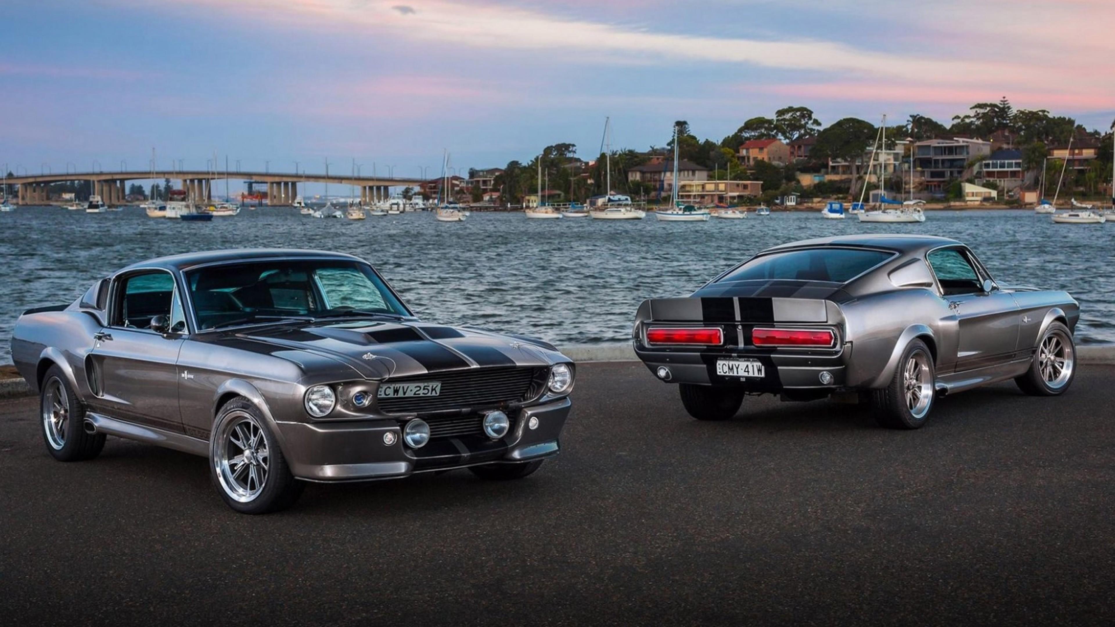 Ford Mustang Wallpaper 4K