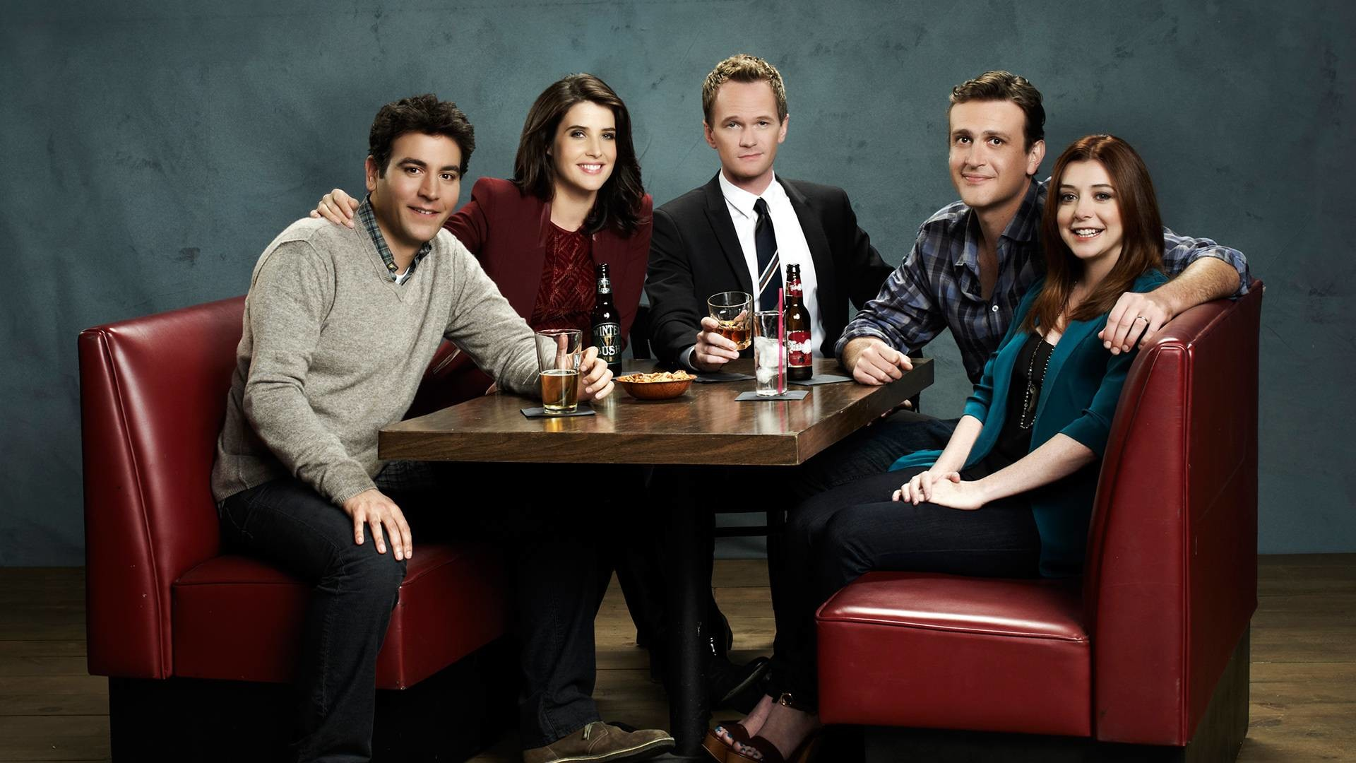 1920x1080 Wallpapers - How I Met Your Mother Streaming