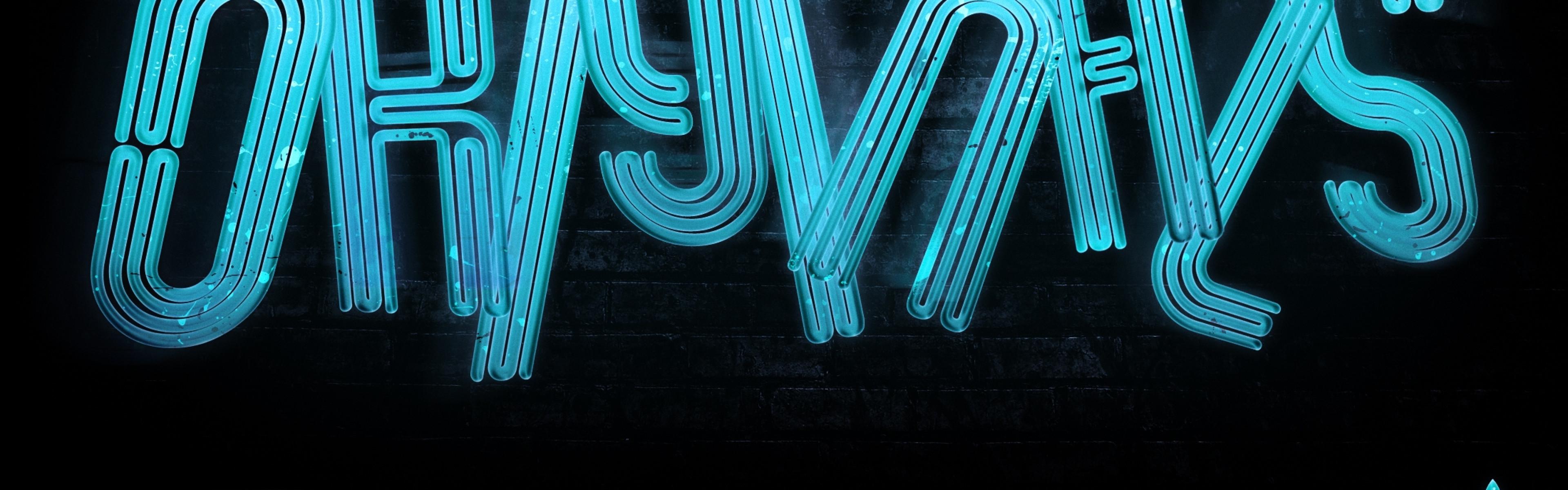 Adidas logo blue wallpaper