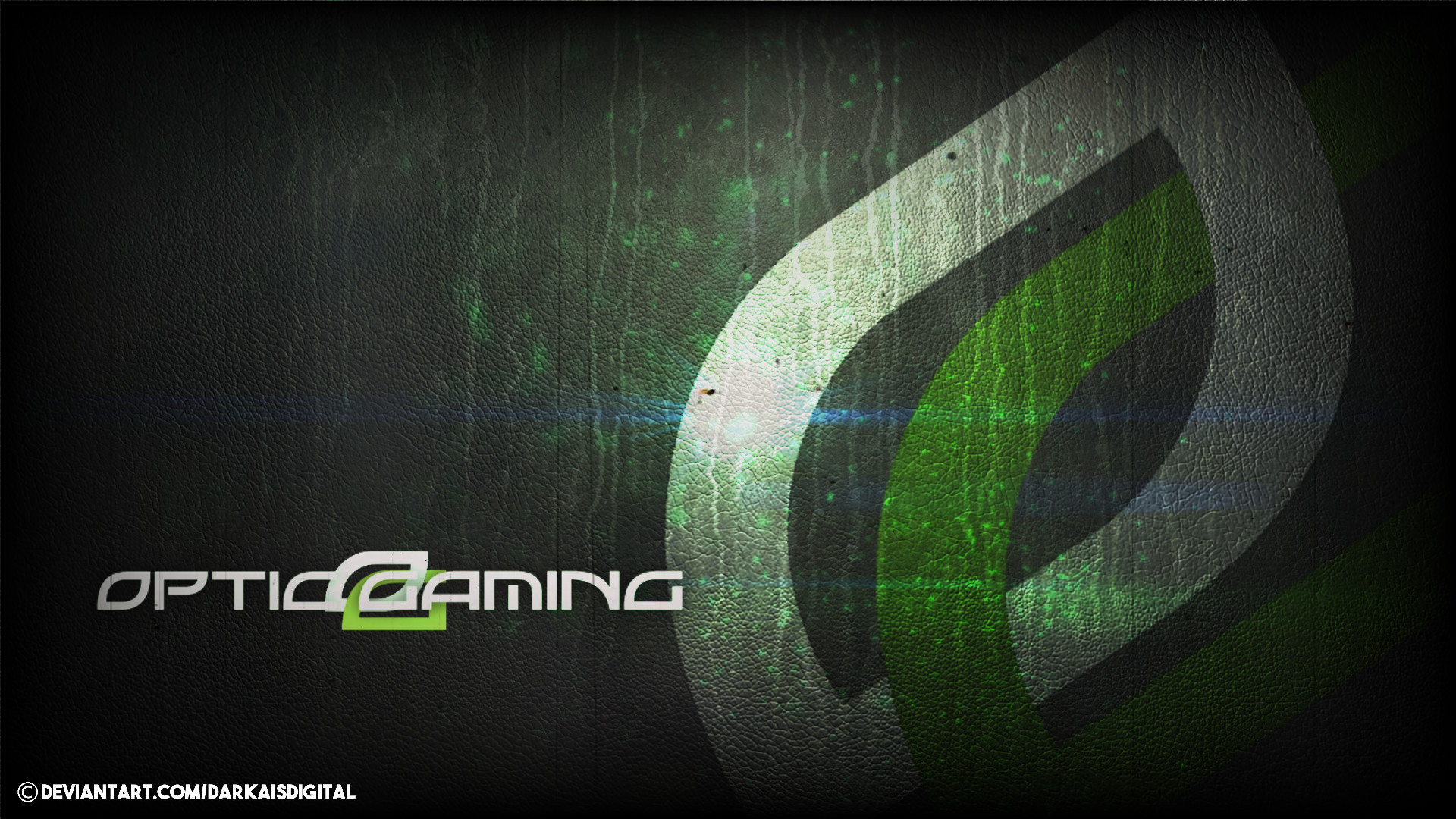 1920x1080 Fan-Made Wallpaper for the Optic Gaming eSports Org.